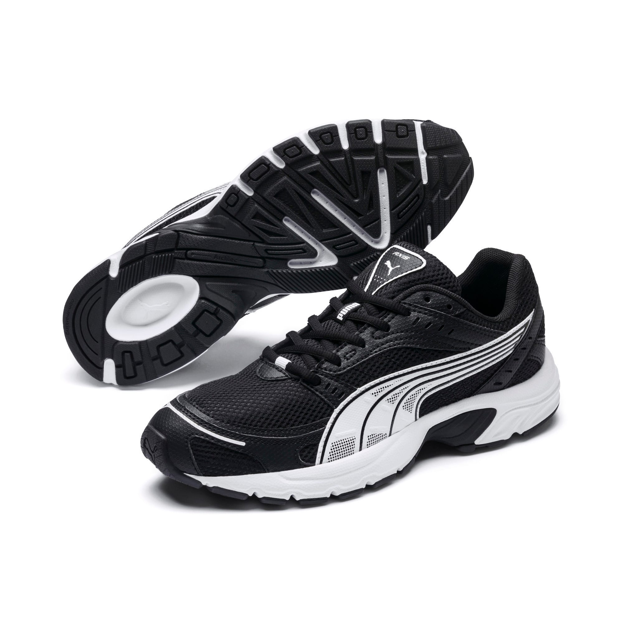 Thumbnail 2 of Axis Trainers, Puma White-Peacoat, medium-IND