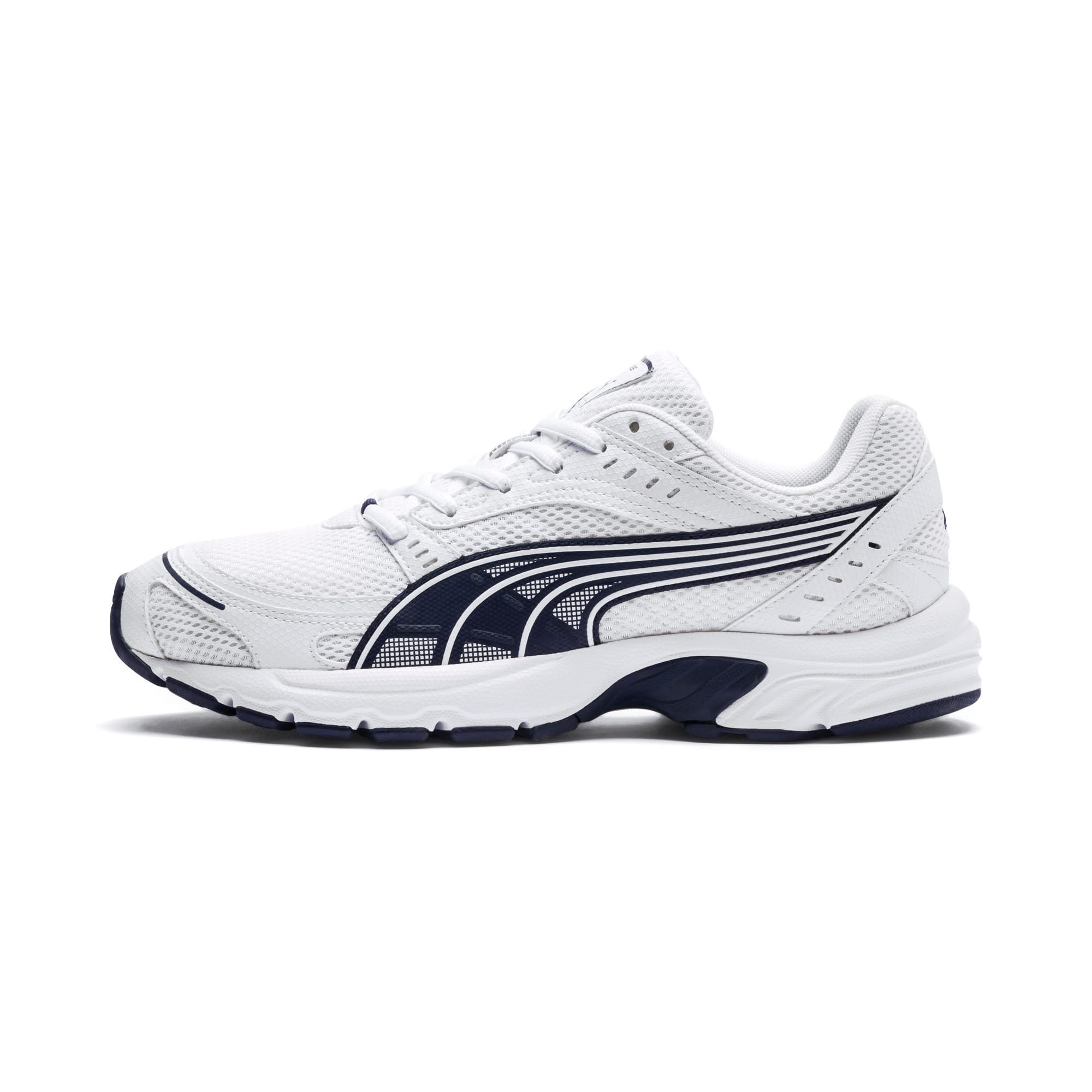 Thumbnail 1 of Axis Trainers, Puma White-Peacoat, medium-IND