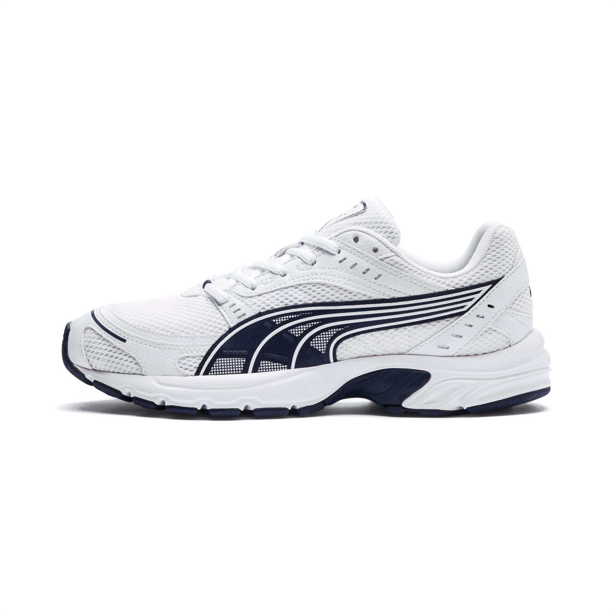 Inválido maestría diario  Axis IMEVA SoftFoam+ Sneakers | Puma White-Peacoat | PUMA Online Exclusive  | PUMA