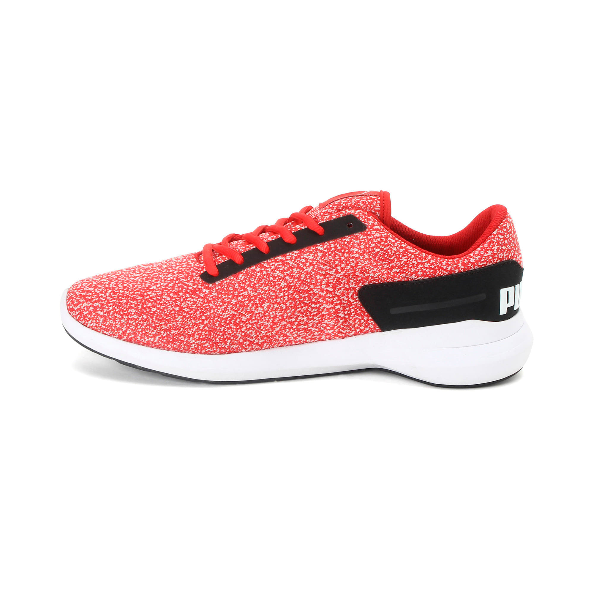Thumbnail 1 of Pacer EL IDP Men's Sportstyle Shoes, Ribbon Red-Black- White, medium-IND
