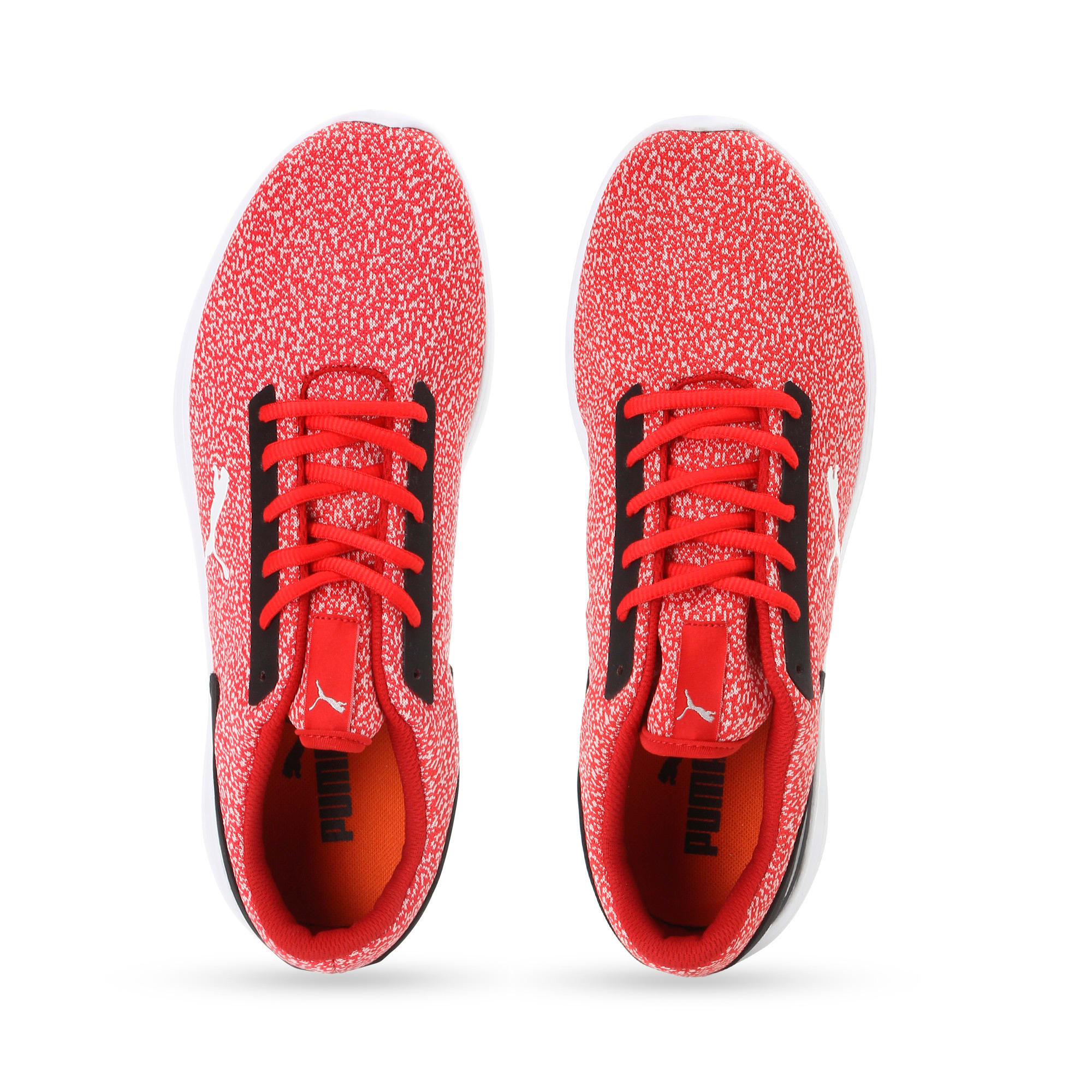 Thumbnail 5 of Pacer EL IDP Men's Sportstyle Shoes, Ribbon Red-Black- White, medium-IND