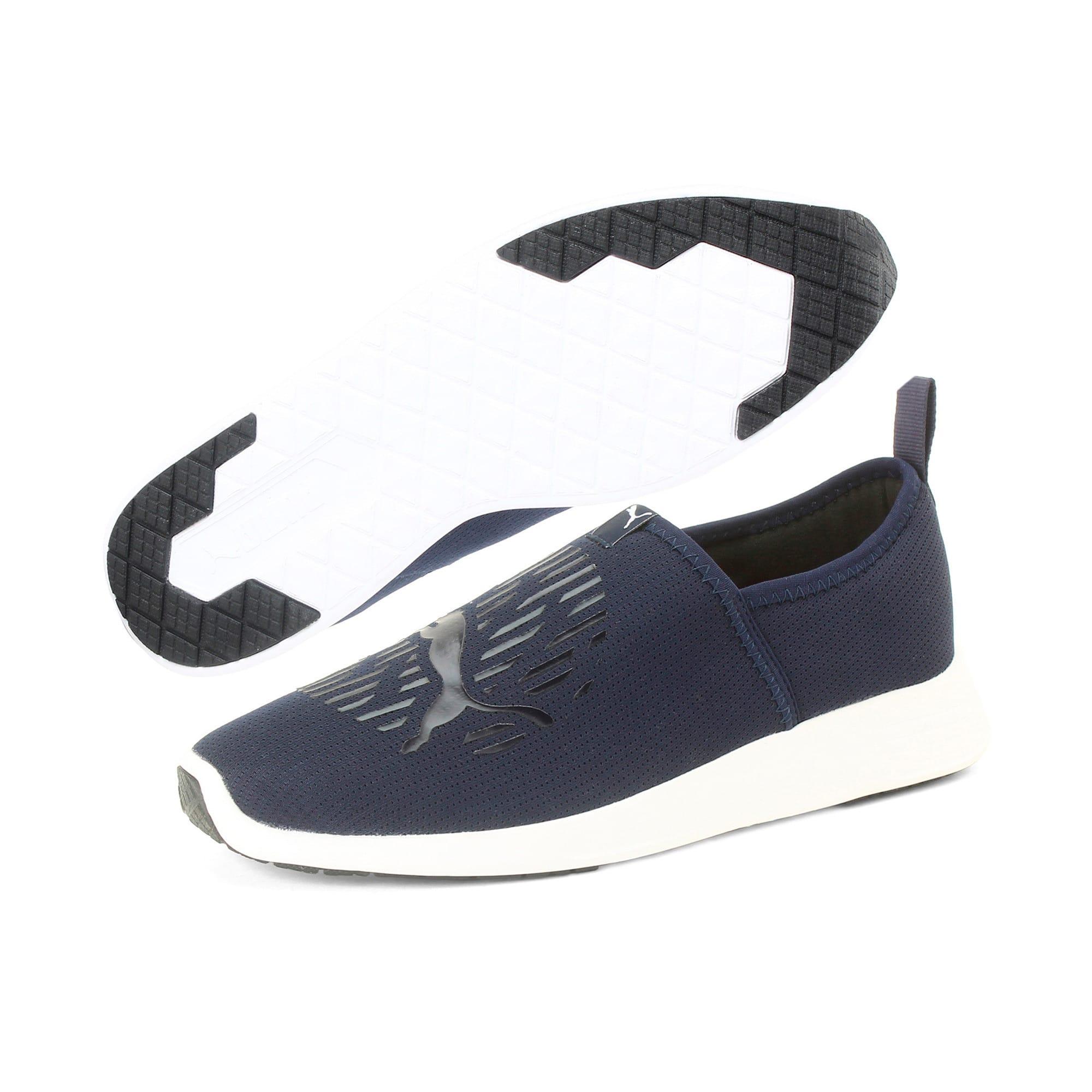 Thumbnail 2 of ST Comfort IDP Men's Sportstyle Shoes, Peacoat-Puma White, medium-IND