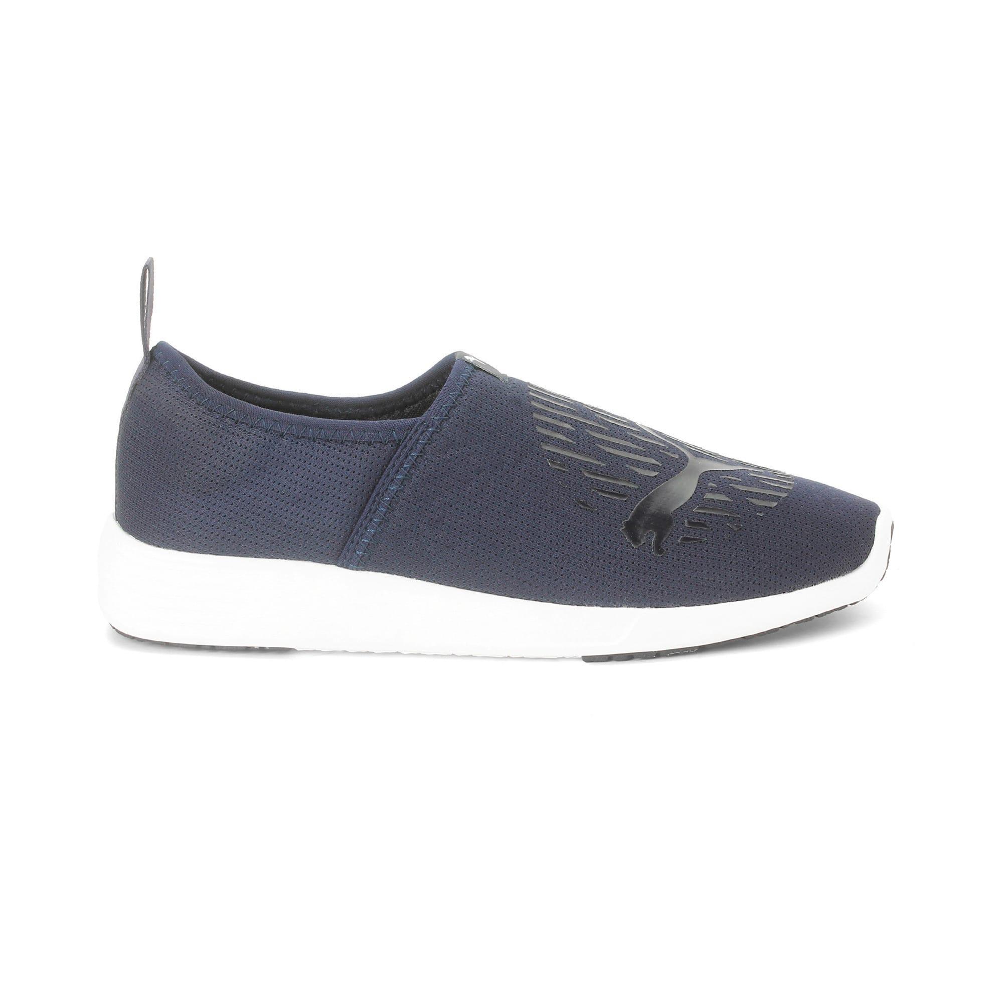 Thumbnail 5 of ST Comfort IDP Men's Sportstyle Shoes, Peacoat-Puma White, medium-IND
