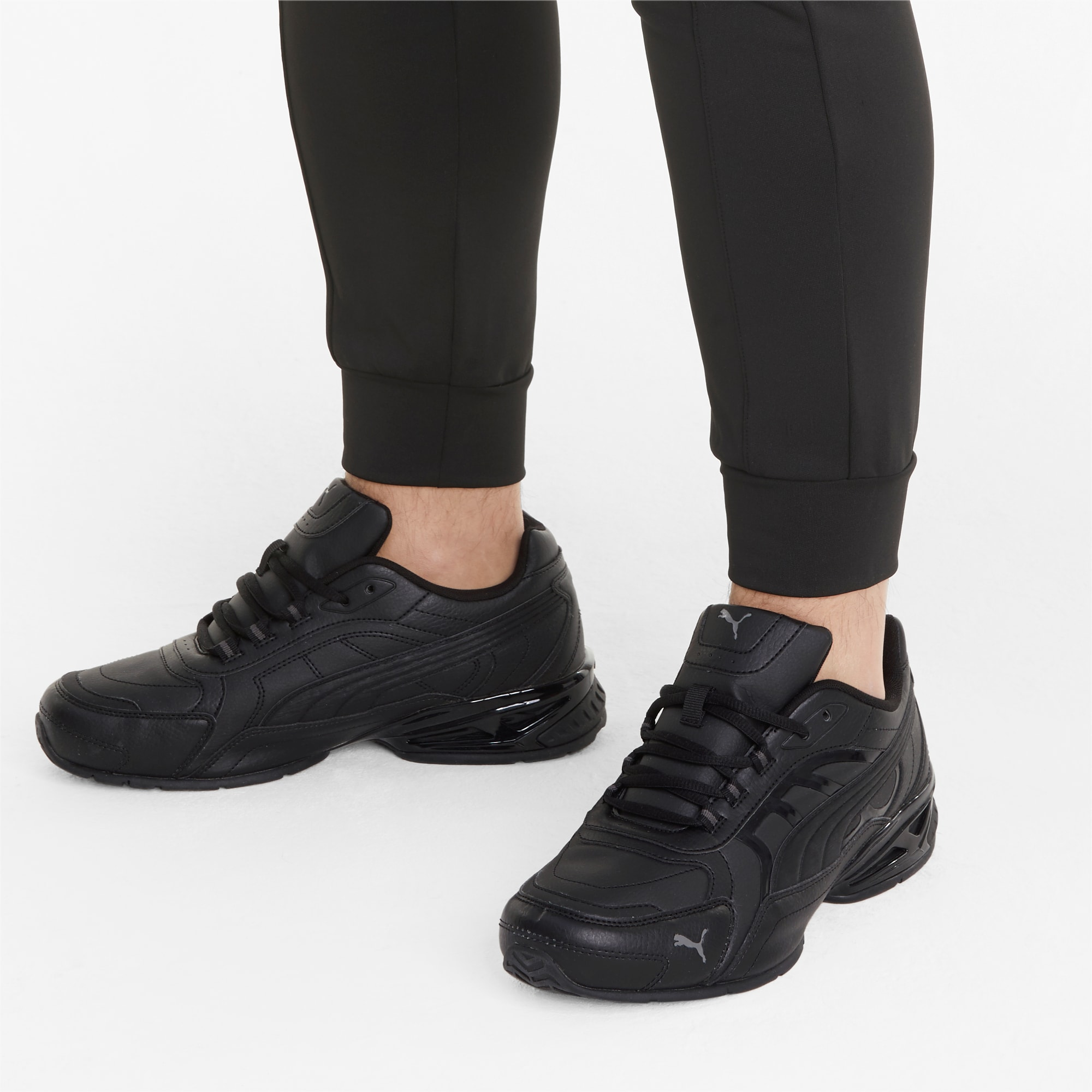Respin SL Unsiex Shoes | Puma Black-Puma Black-CASTLEROCK | PUMA ...