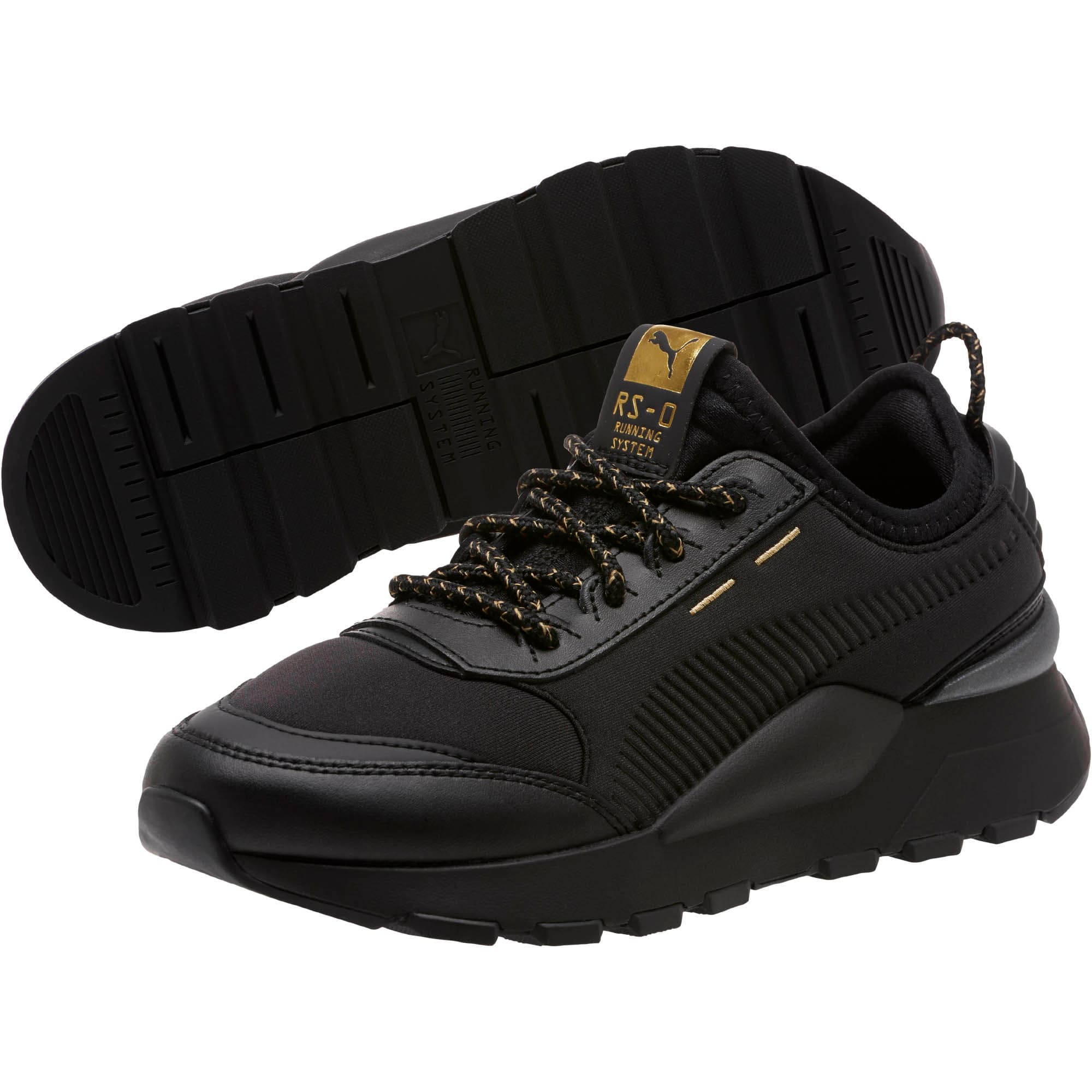 Thumbnail 2 of RS-0 Trophy Sneakers JR, Puma Black-Puma Black, medium
