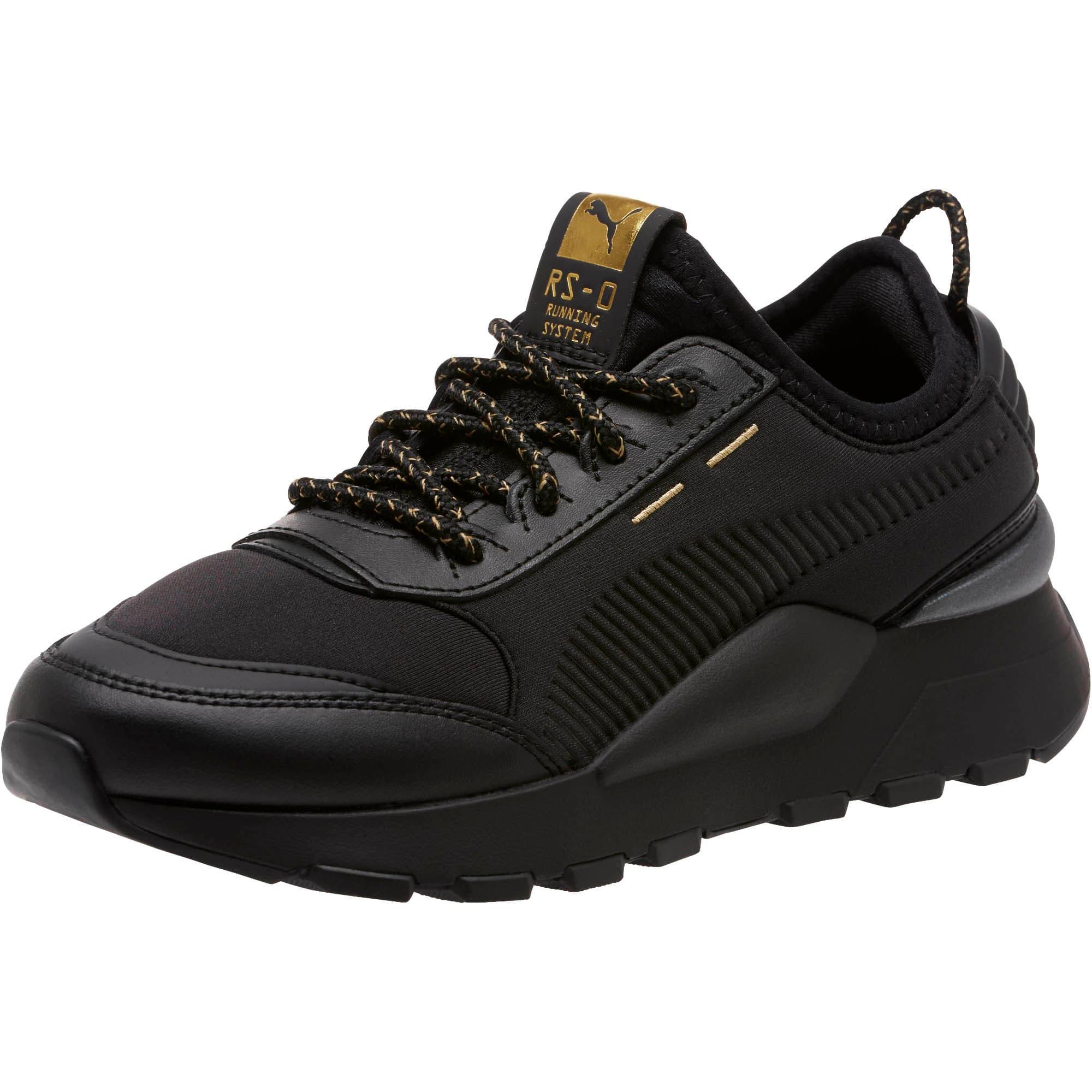 Thumbnail 1 of RS-0 Trophy Sneakers JR, Puma Black-Puma Black, medium