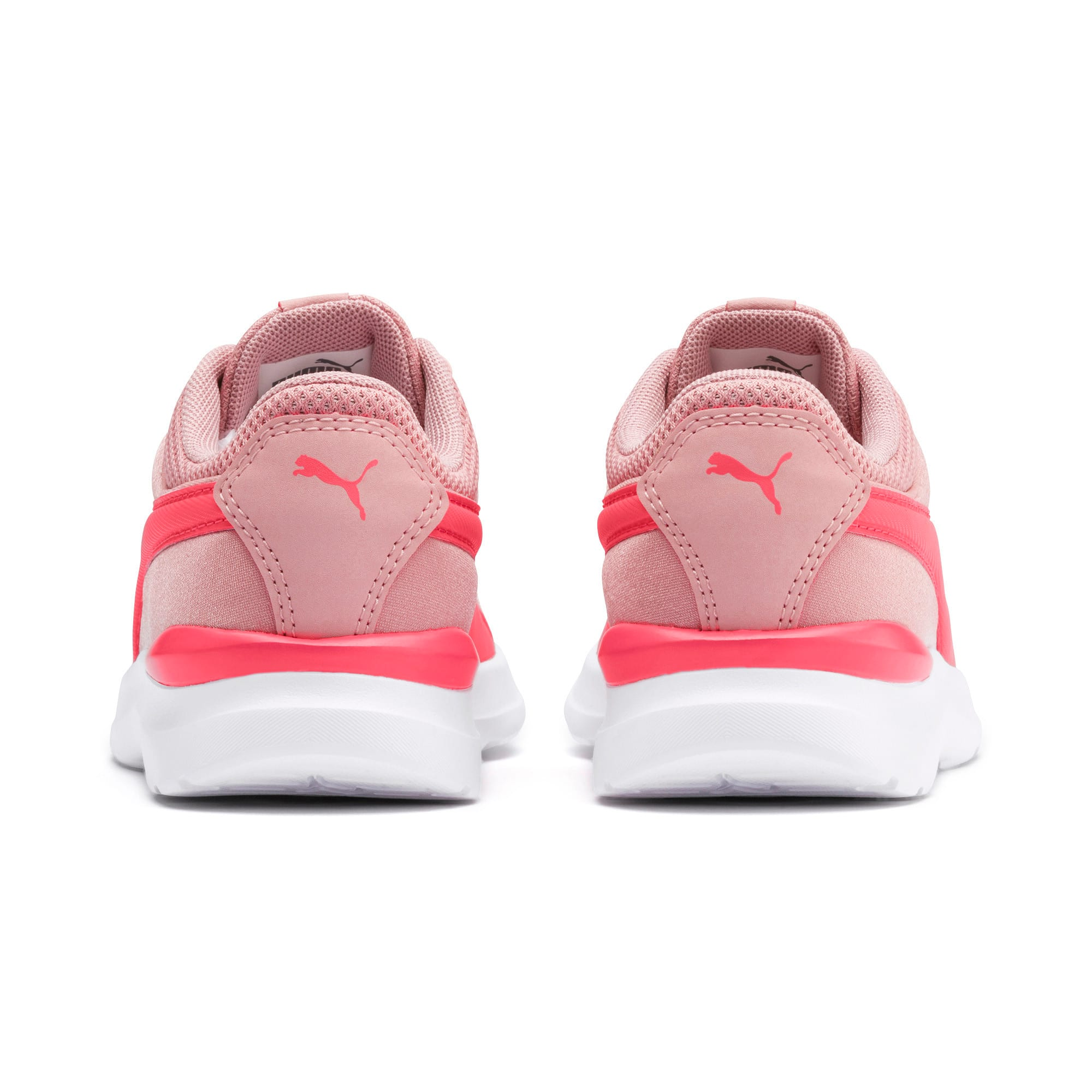 Thumbnail 3 of Adela Girls' Trainers, Bridal Rose-Calypso Coral, medium-IND