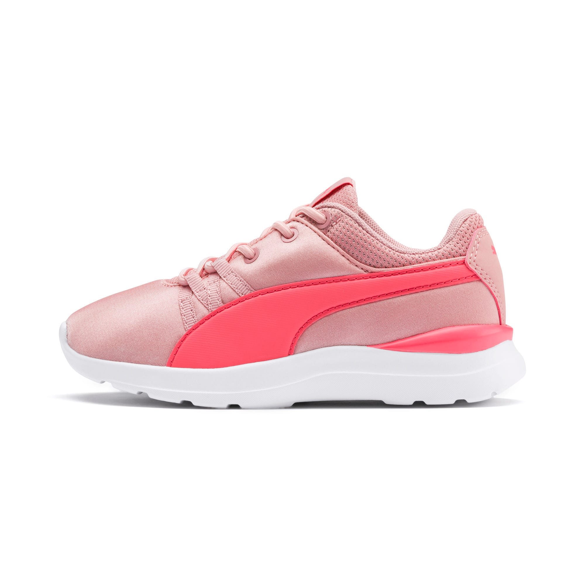 Thumbnail 1 of Adela Girls' Trainers, Bridal Rose-Calypso Coral, medium-IND
