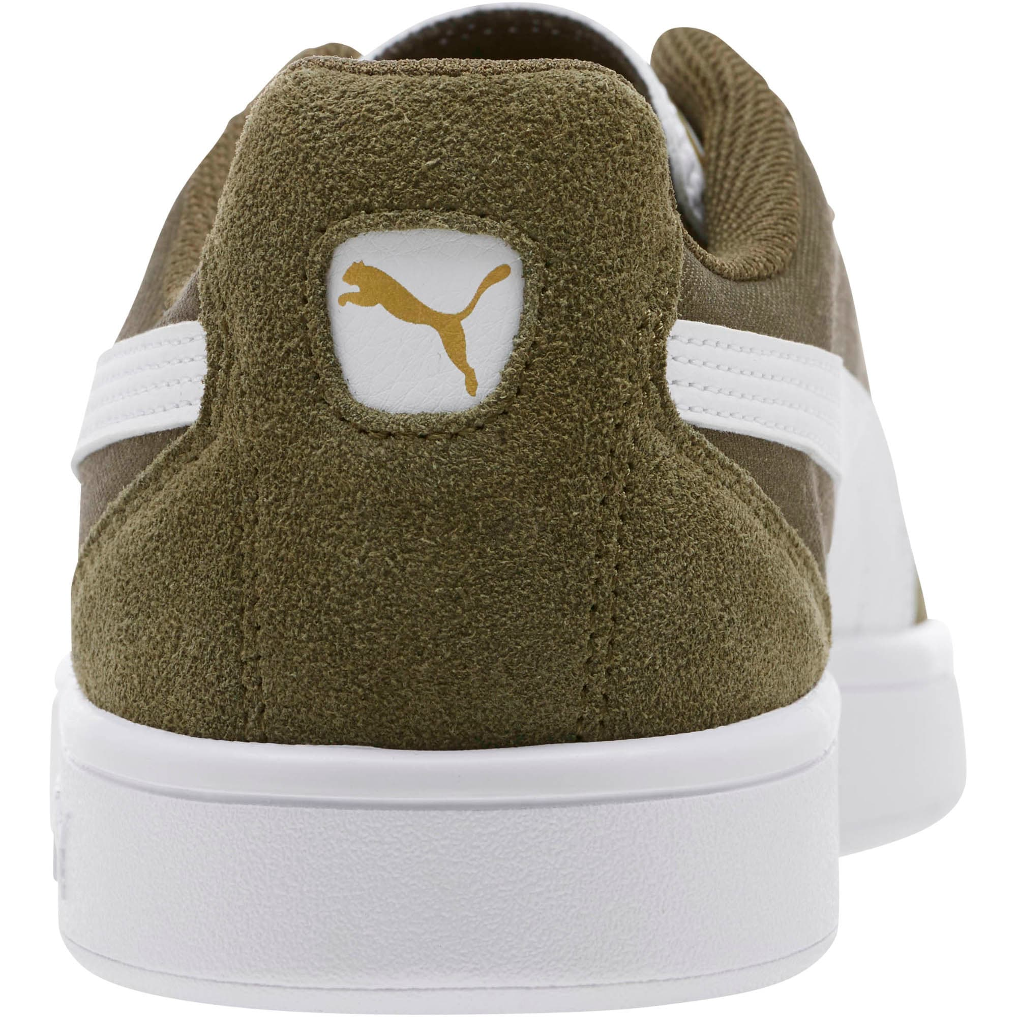 Thumbnail 4 of Astro Kick Sneakers, Forest Night-White-Gold, medium