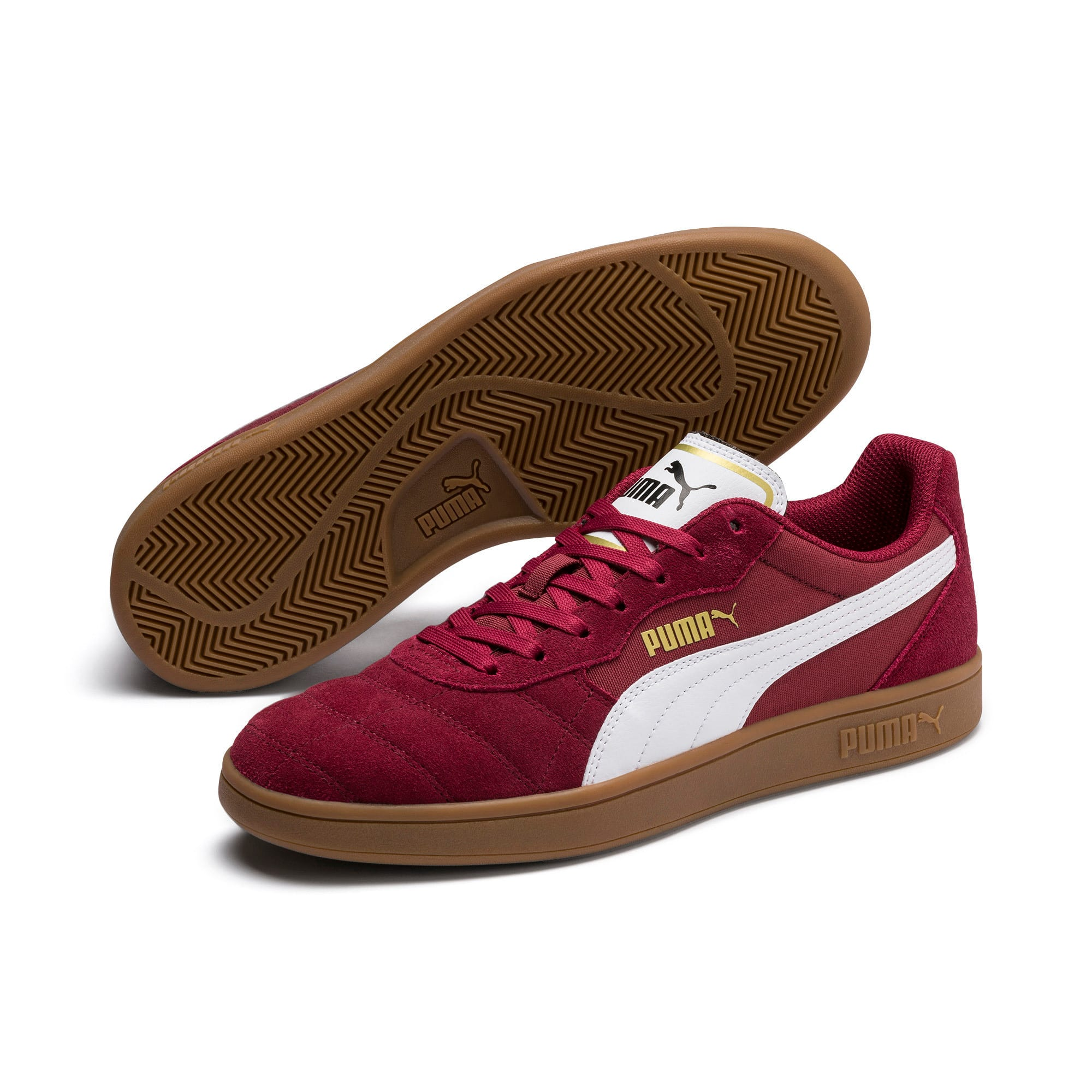 Thumbnail 2 of Astro Kick Sneakers, Cordovan-Puma White, medium