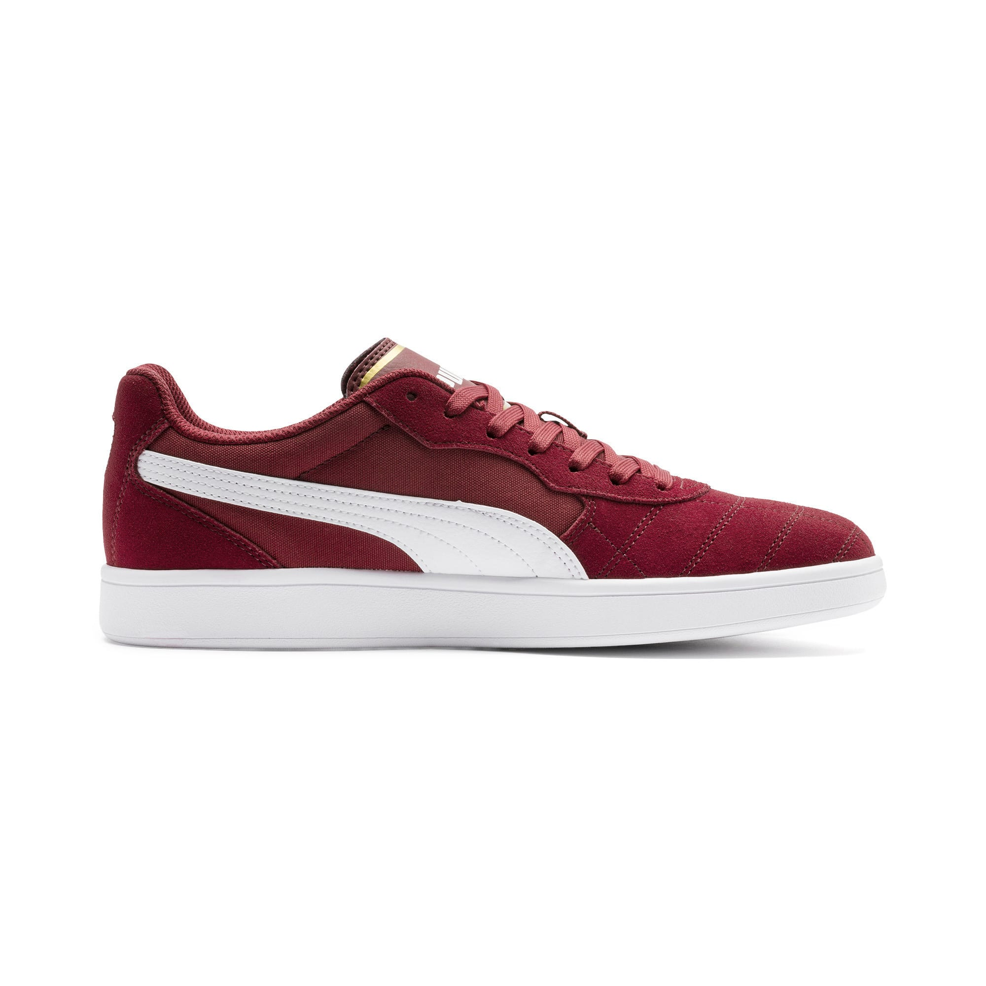Thumbnail 6 of Zapatillas Astro Kick, Rhubarb-Puma White-Gold, medium