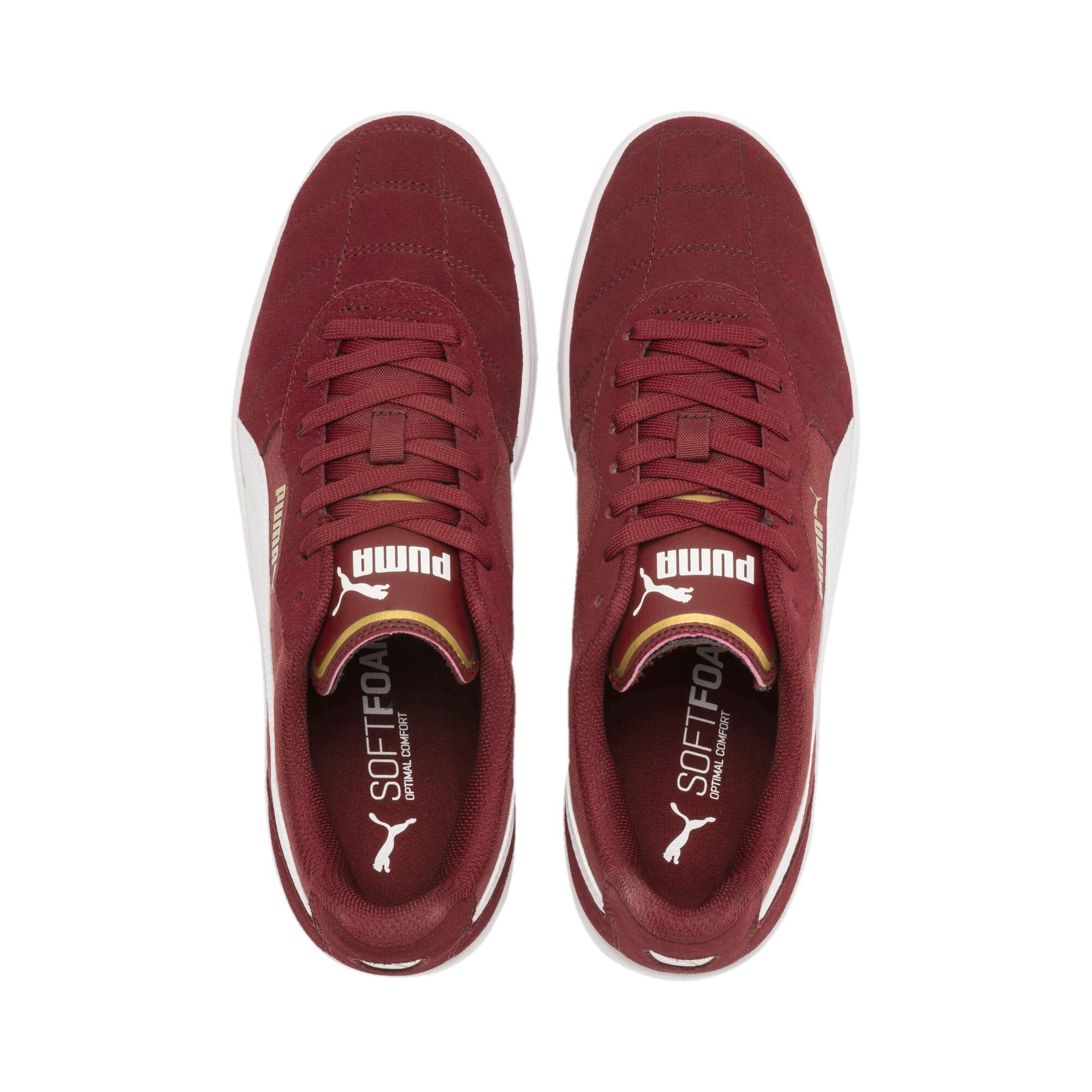 Thumbnail 7 of Astro Kick Sneakers, Rhubarb-Puma White-Gold, medium