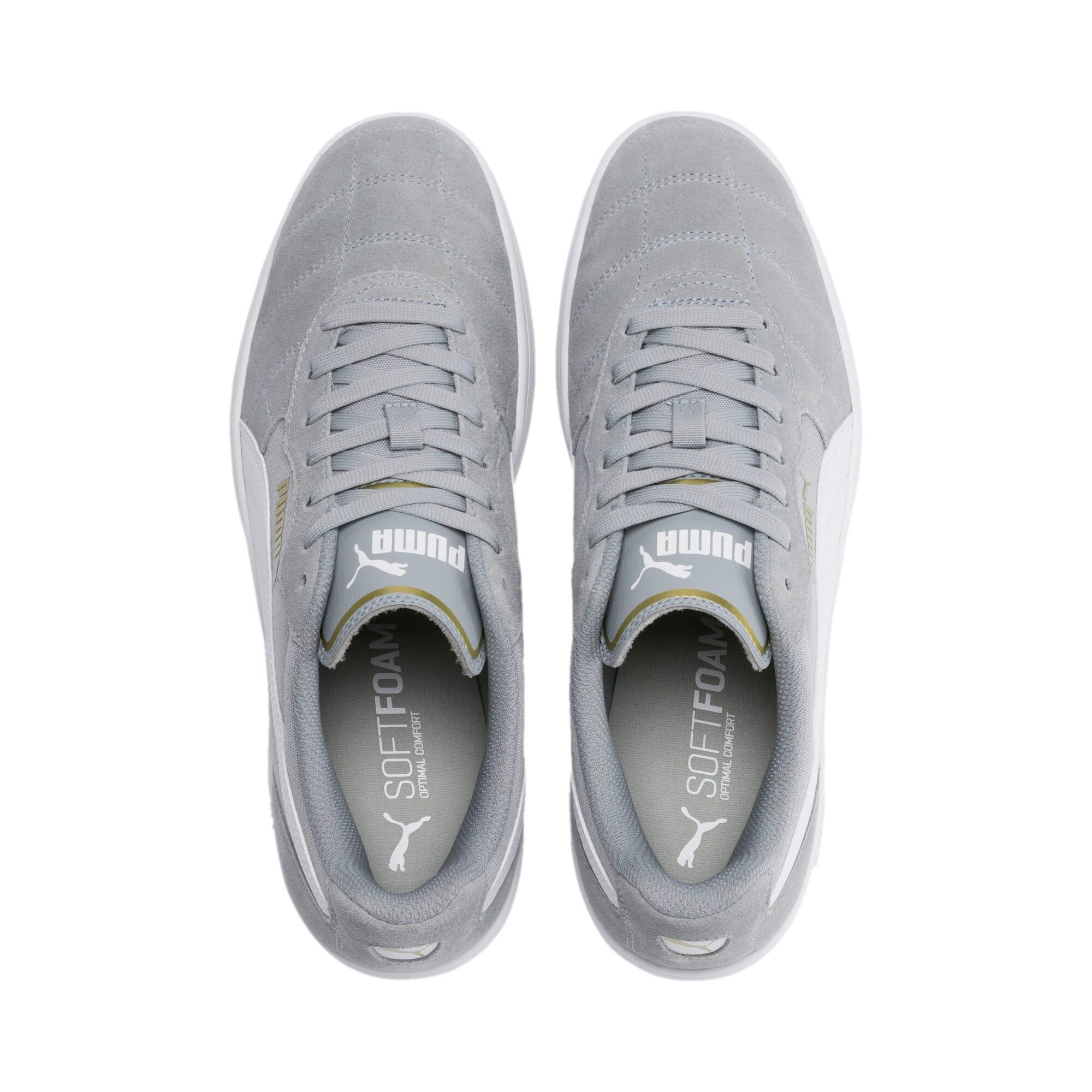 Thumbnail 7 of Astro Kick Sneakers, High Rise-Puma White-Gold, medium