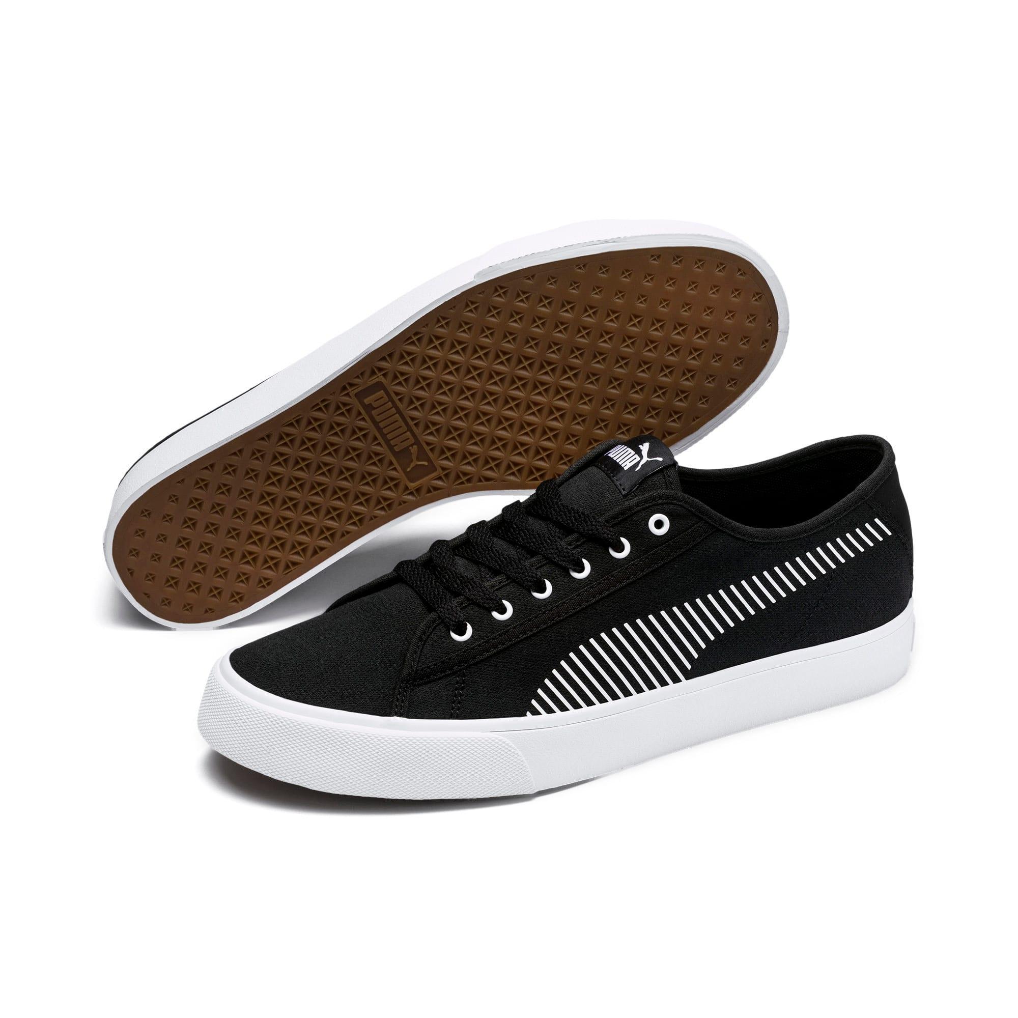 Thumbnail 2 of Bari Sneakers, Charcoal Gray-Puma White, medium-IND