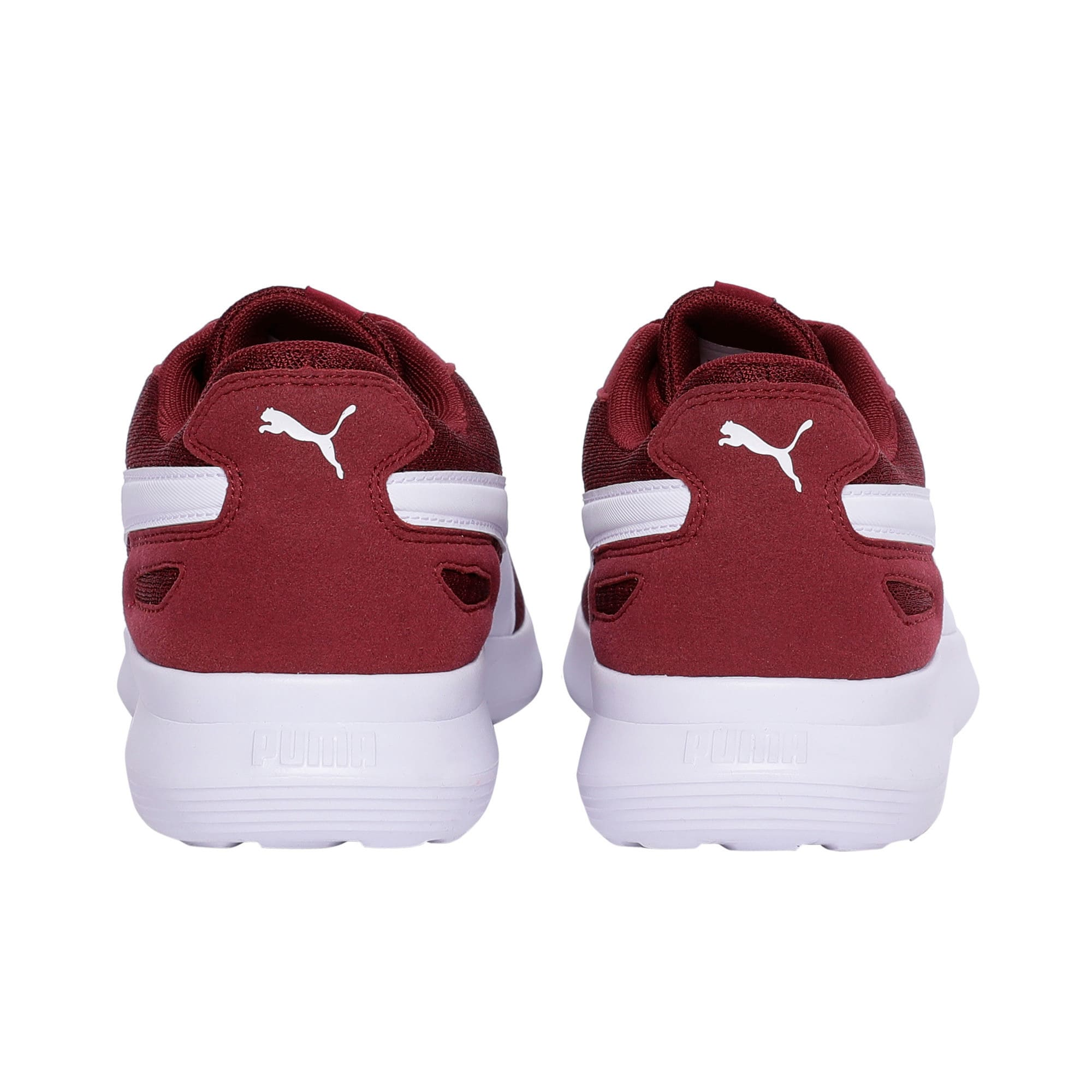 Thumbnail 3 of ST Activate Trainers, Cordovan-Puma White, medium-IND