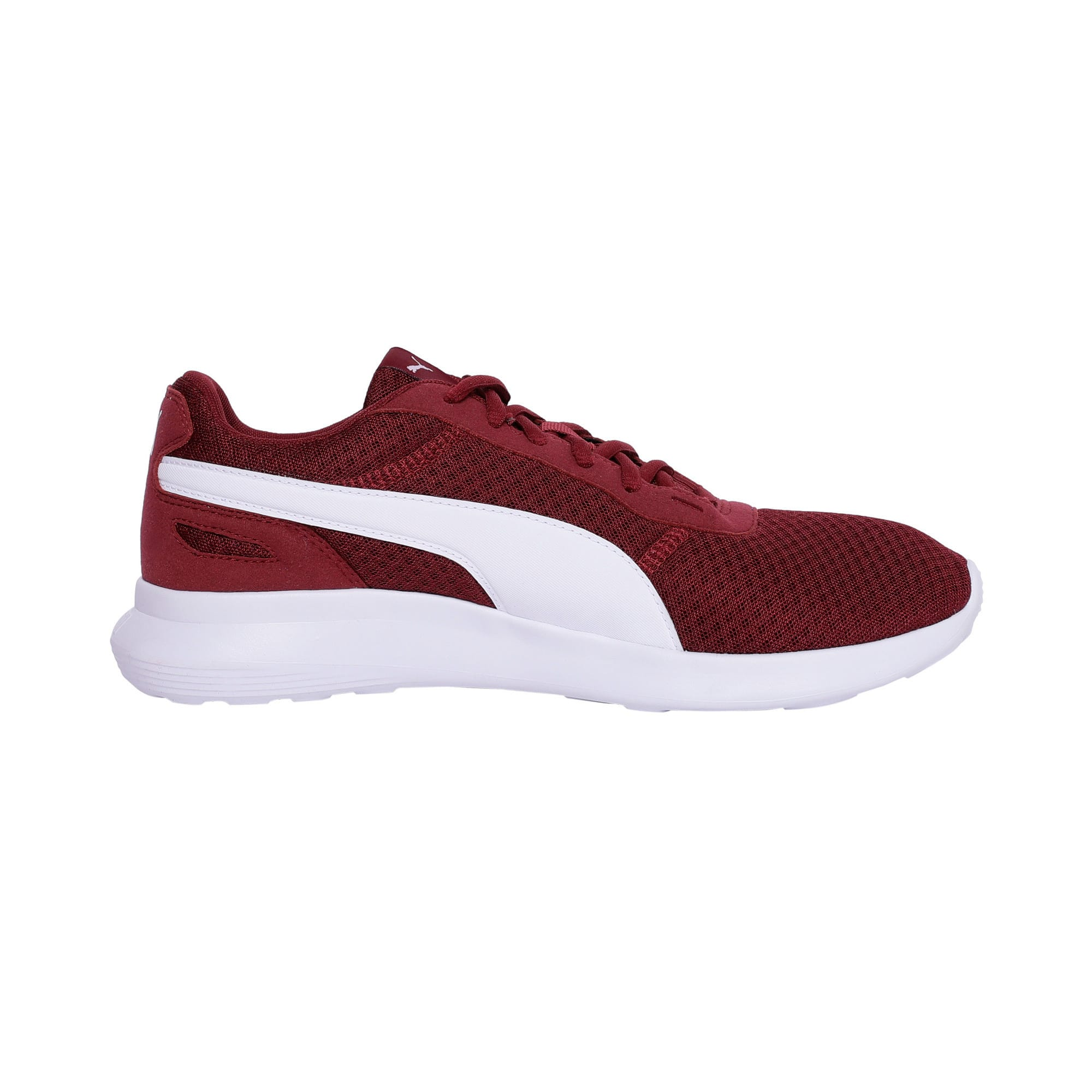 Thumbnail 5 of ST Activate Trainers, Cordovan-Puma White, medium-IND