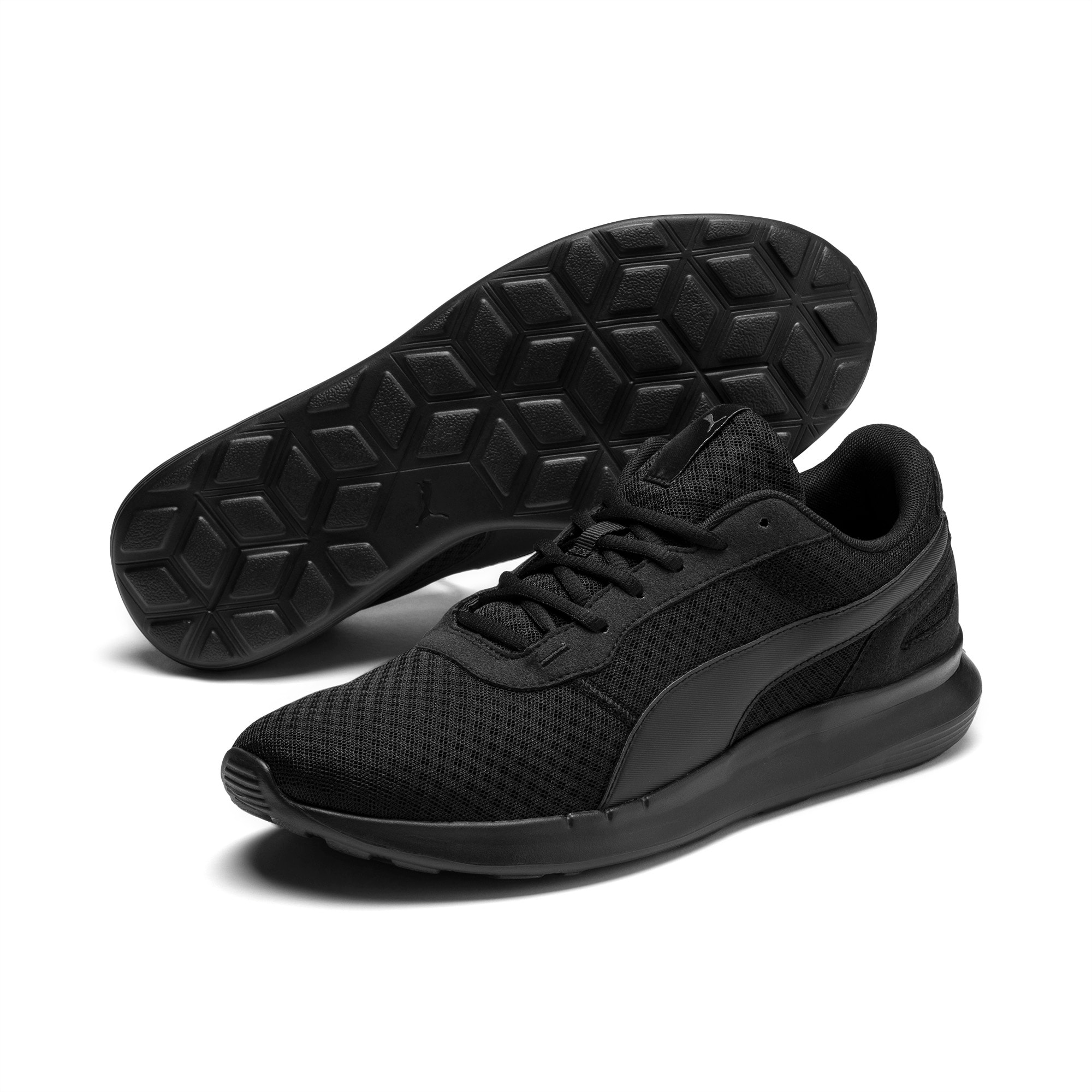 Puma Lifestyle ST Activate Switch Sneaker schwarz