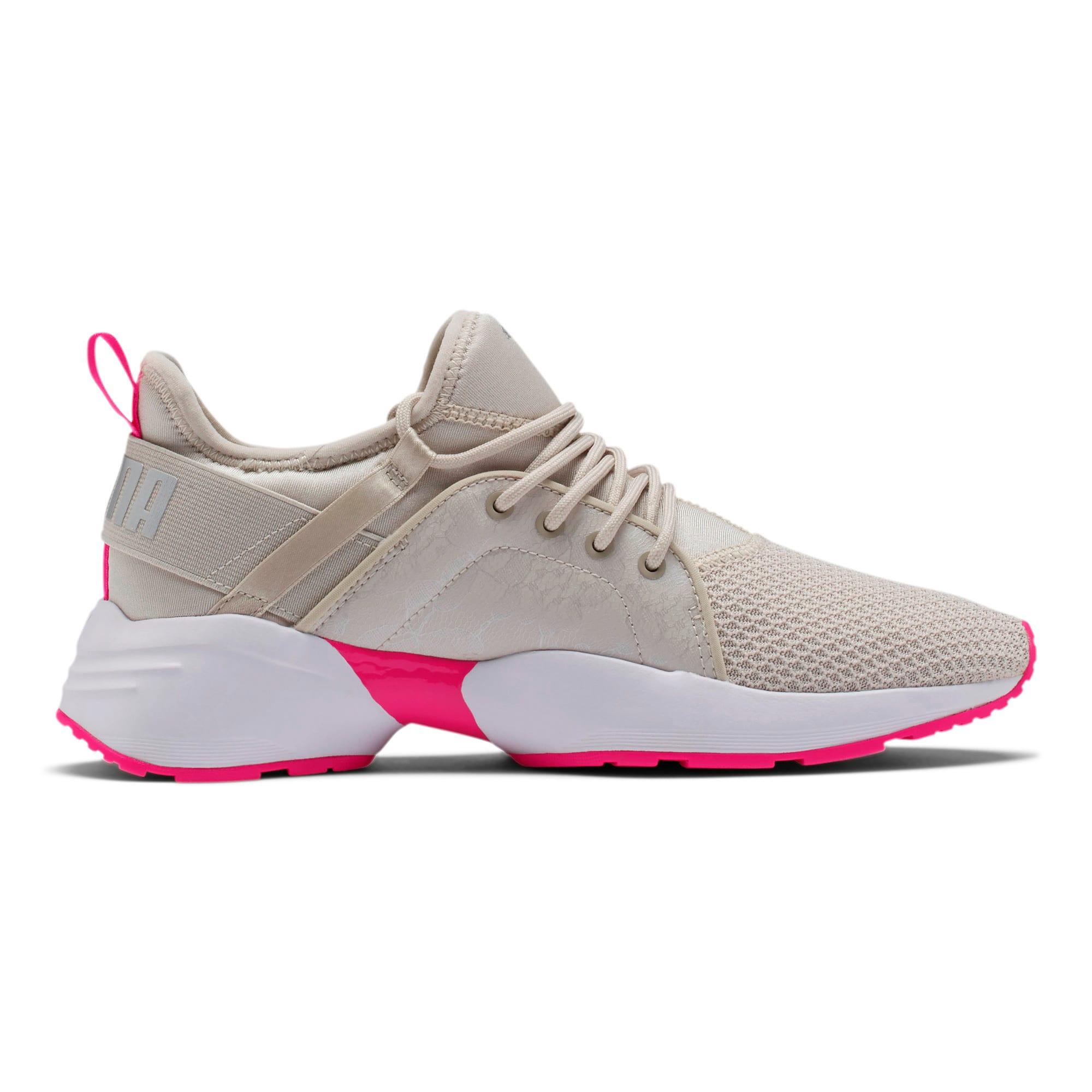 Thumbnail 5 of Sirena Summer Women's Sneakers, Silver Gray-Puma White, medium