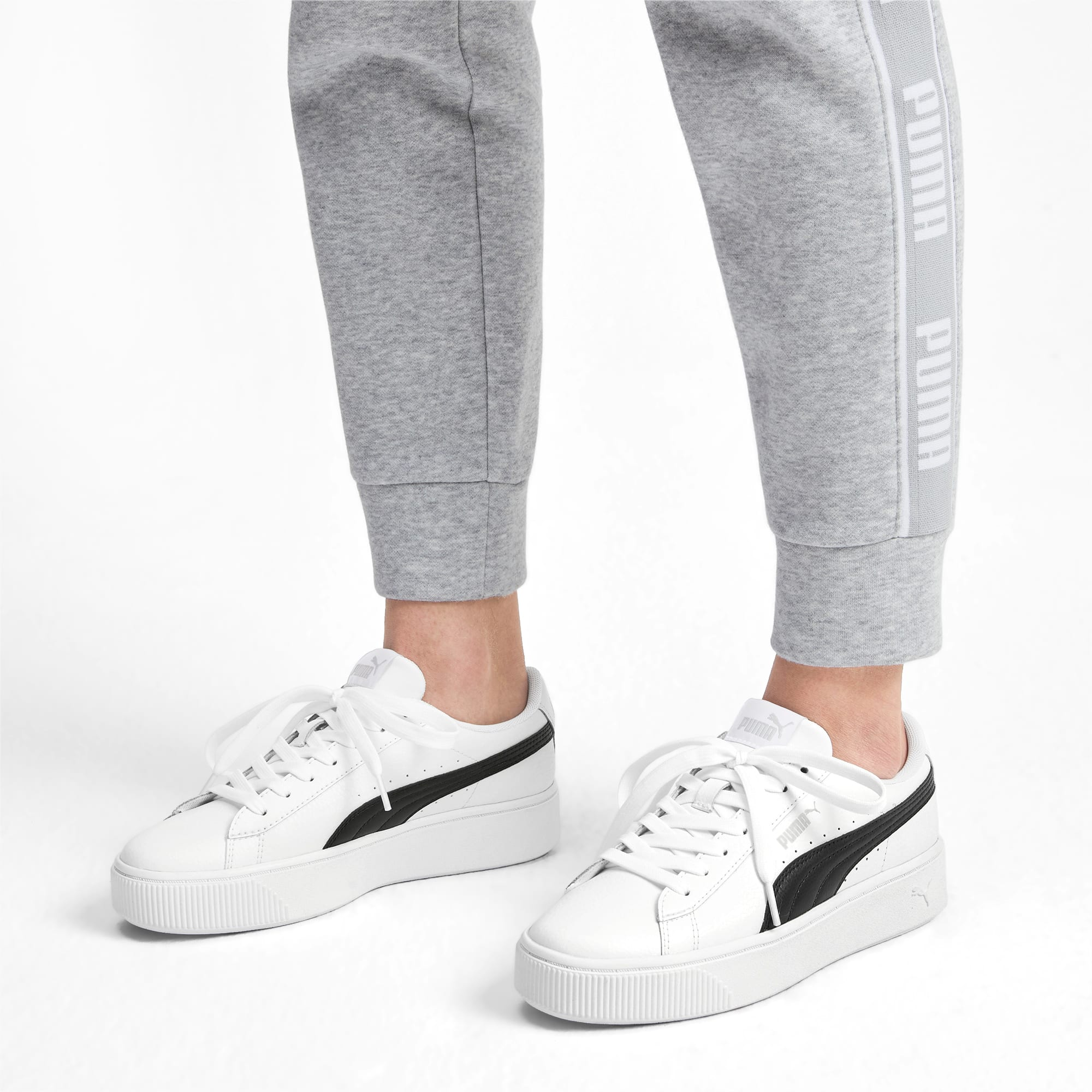 sneakers femme puma vikky stackd sd