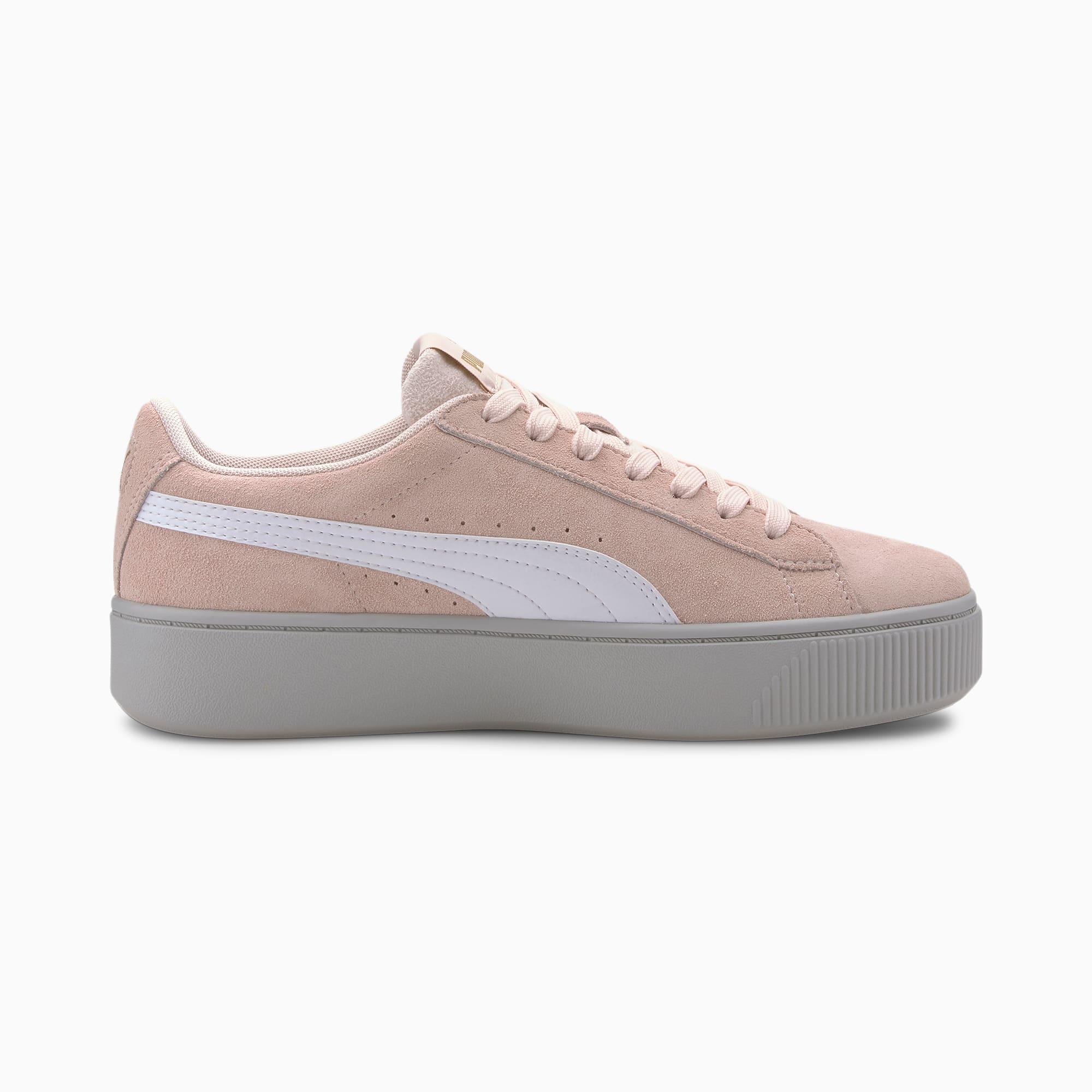 Podwyższone damskie buty sportowe PUMA Vikky