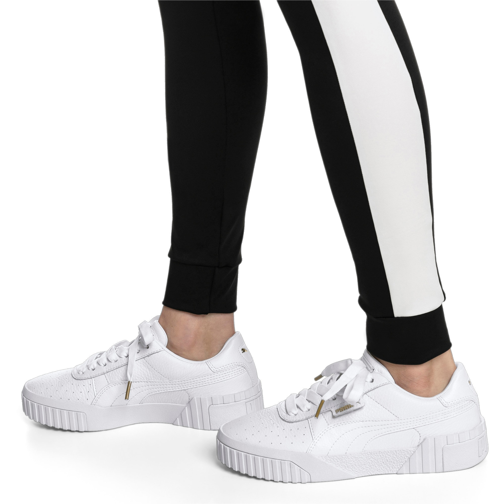 Cali sneakers voor vrouwen, Puma White-Puma White, large