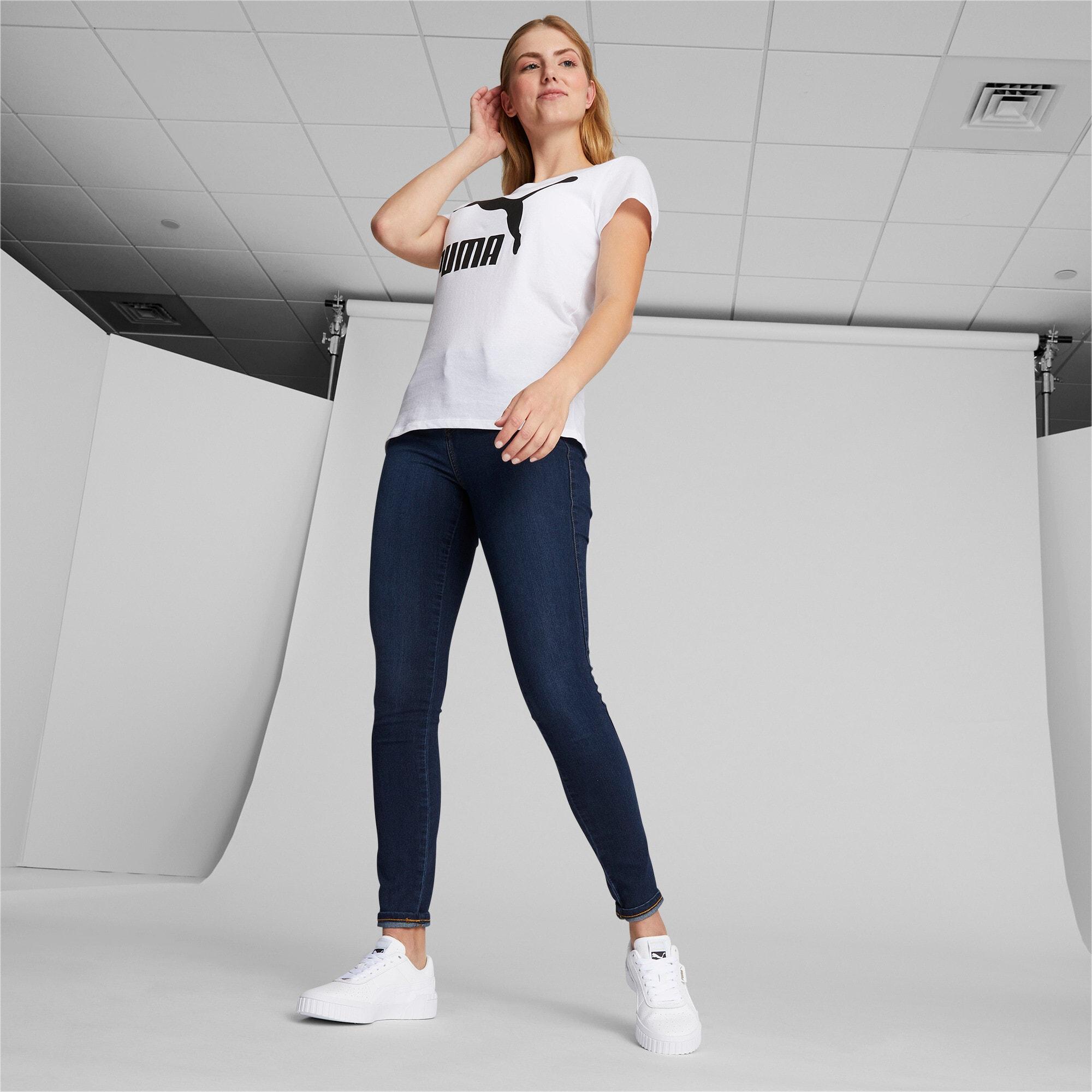 Thumbnail 2 of Cali Women's Sneakers, Puma White-Puma White, medium