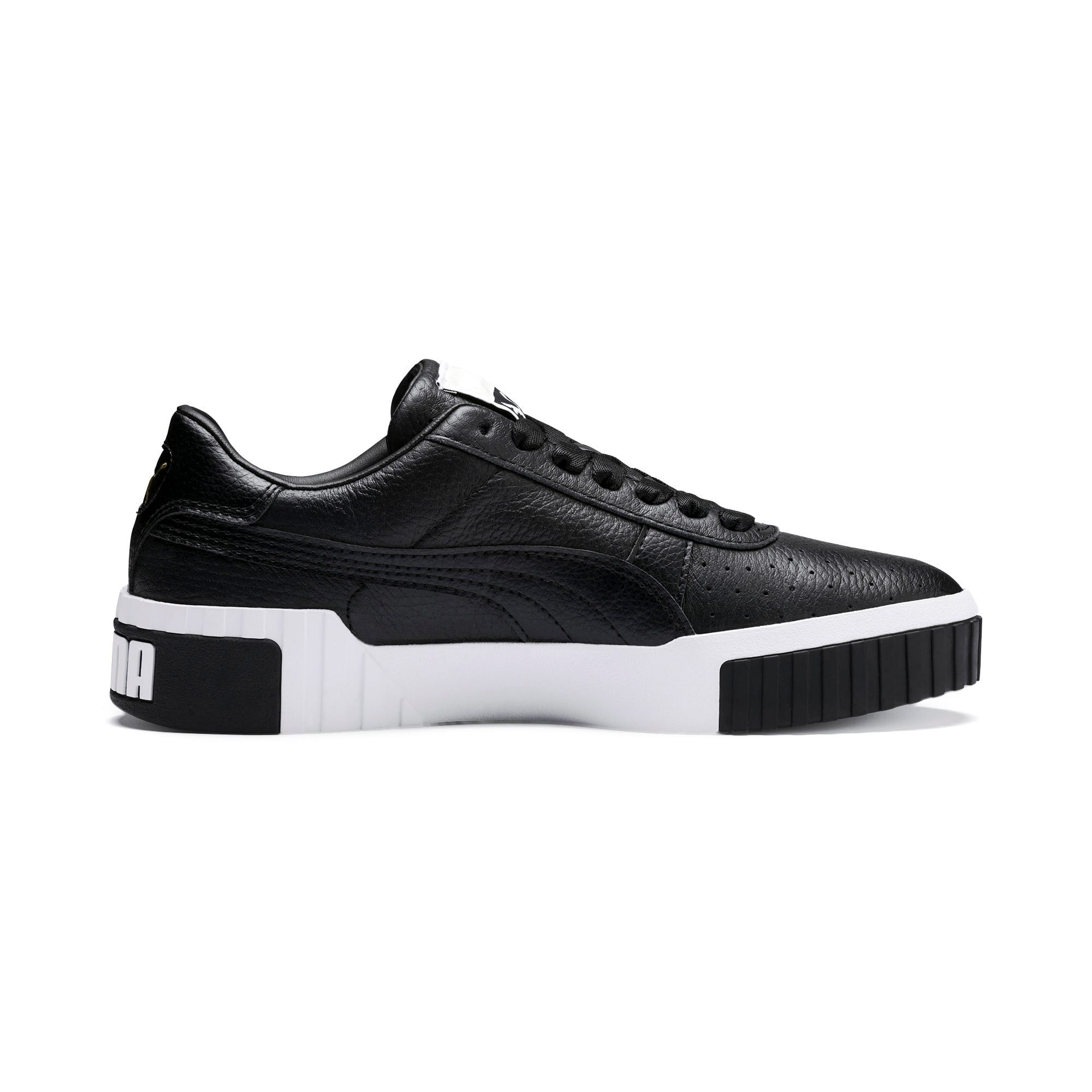 Thumbnail 6 of Cali Women's Trainers, Puma Black-Puma White, medium