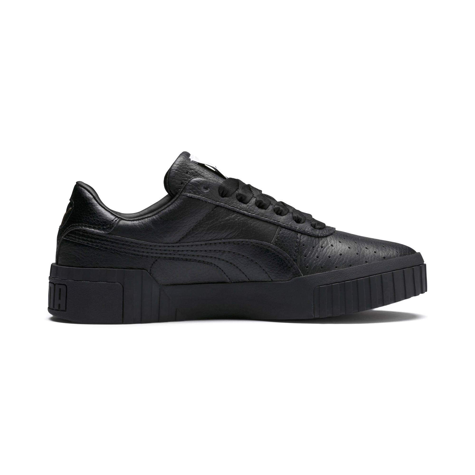 Thumbnail 6 of Sneakers Cali donna, Puma Black-Puma Black, medium