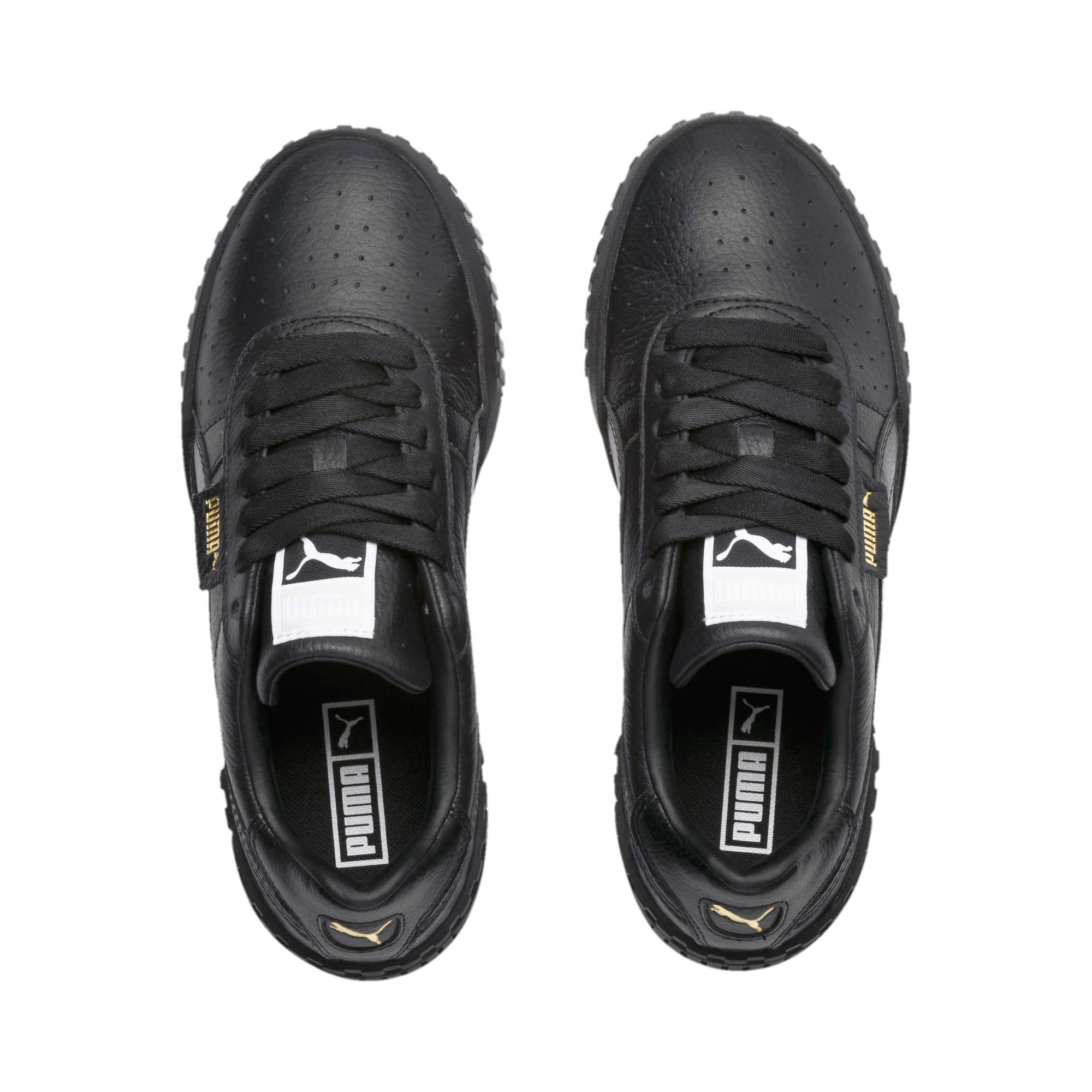 Thumbnail 7 of Sneakers Cali donna, Puma Black-Puma Black, medium