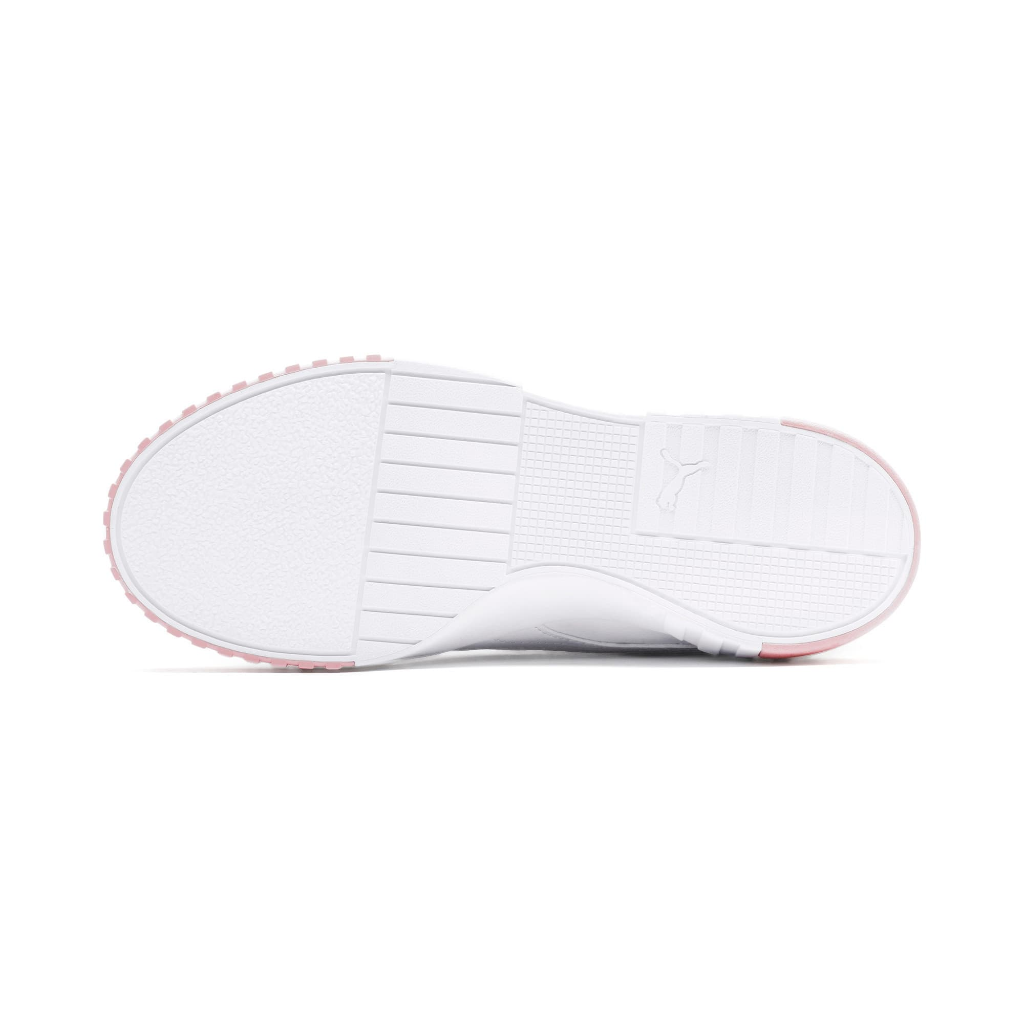Thumbnail 5 of Cali Women's Trainers, Puma White-Rose Gold, medium