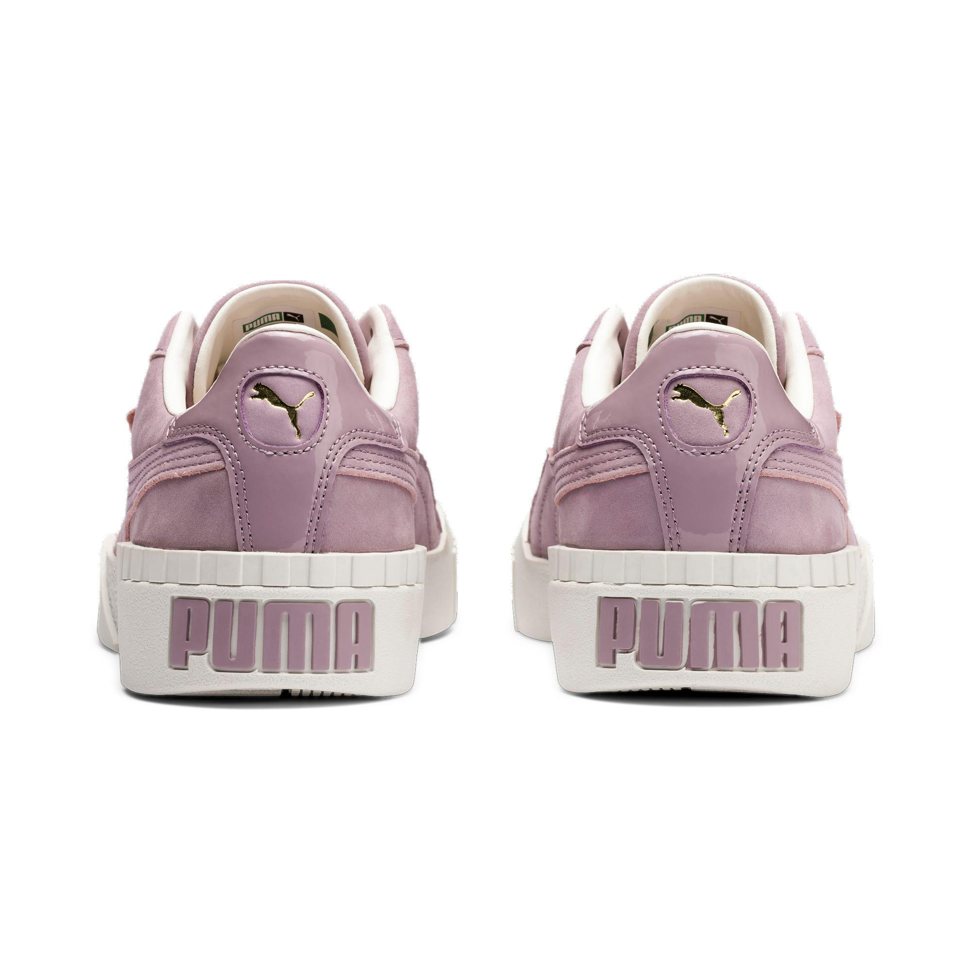 Thumbnail 5 of Cali Nubuck Women's Sneakers, Elderberry, medium