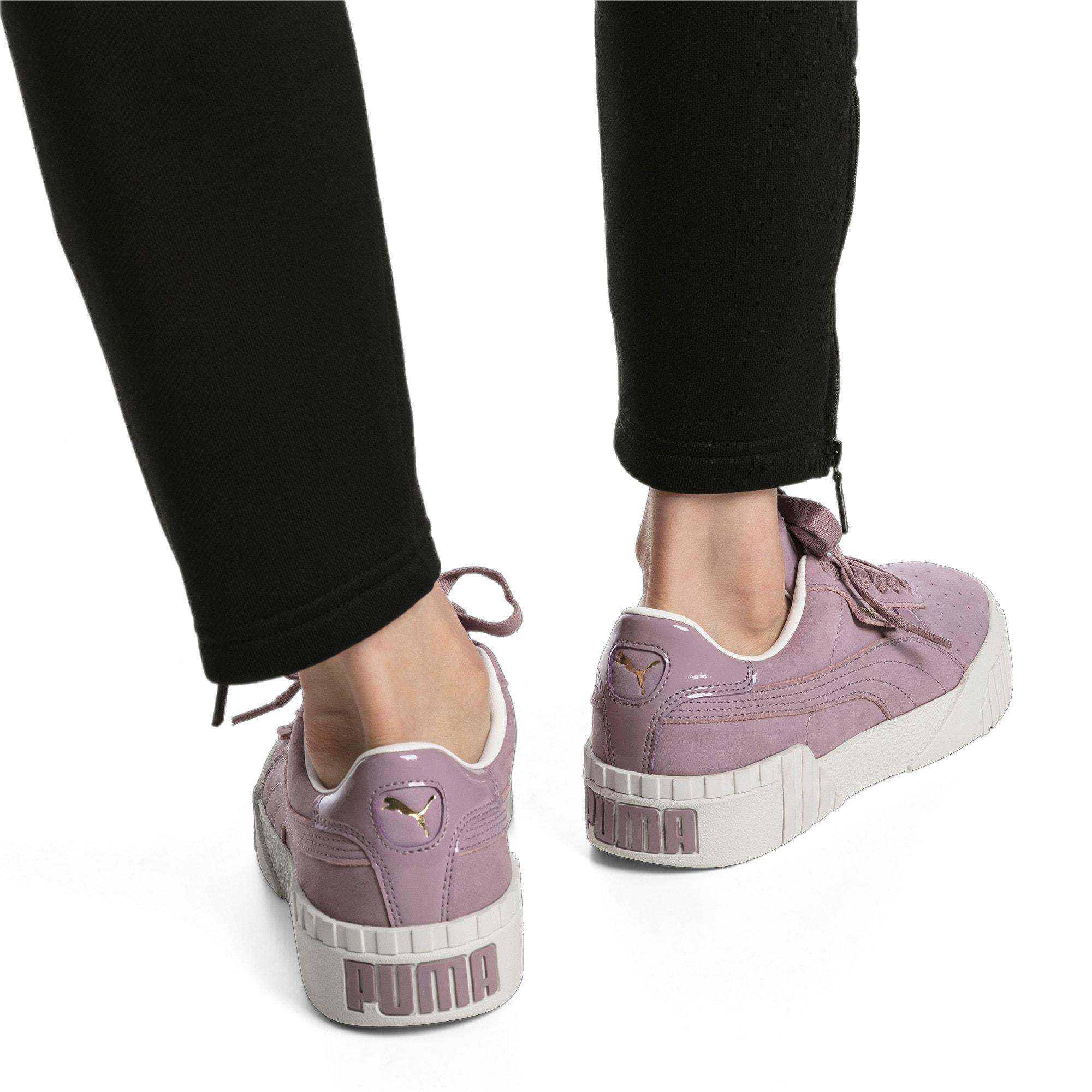 Thumbnail 2 of Cali Nubuck Women's Sneakers, Elderberry, medium