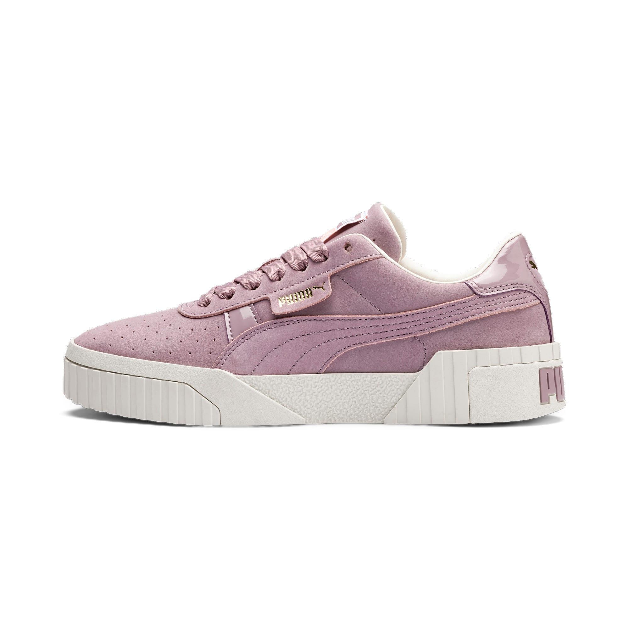 Thumbnail 1 of Cali Nubuck Women's Sneakers, Elderberry, medium
