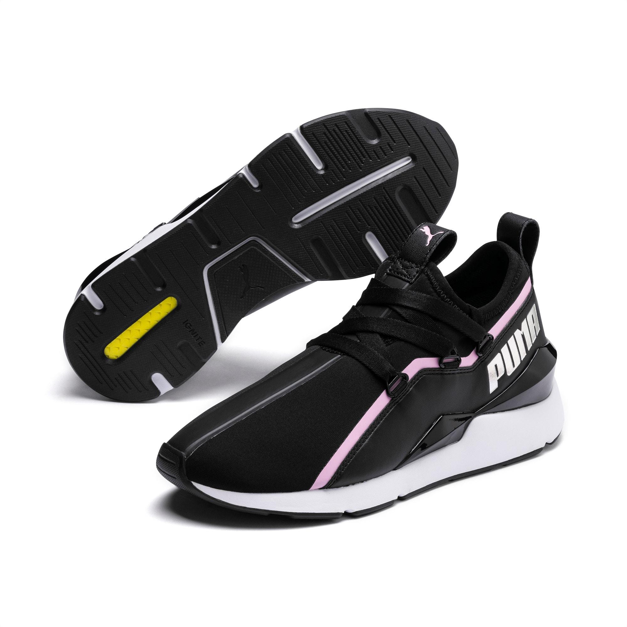 Puma Muse 2 Tz Sneakers Puma BlackLilac Sachet