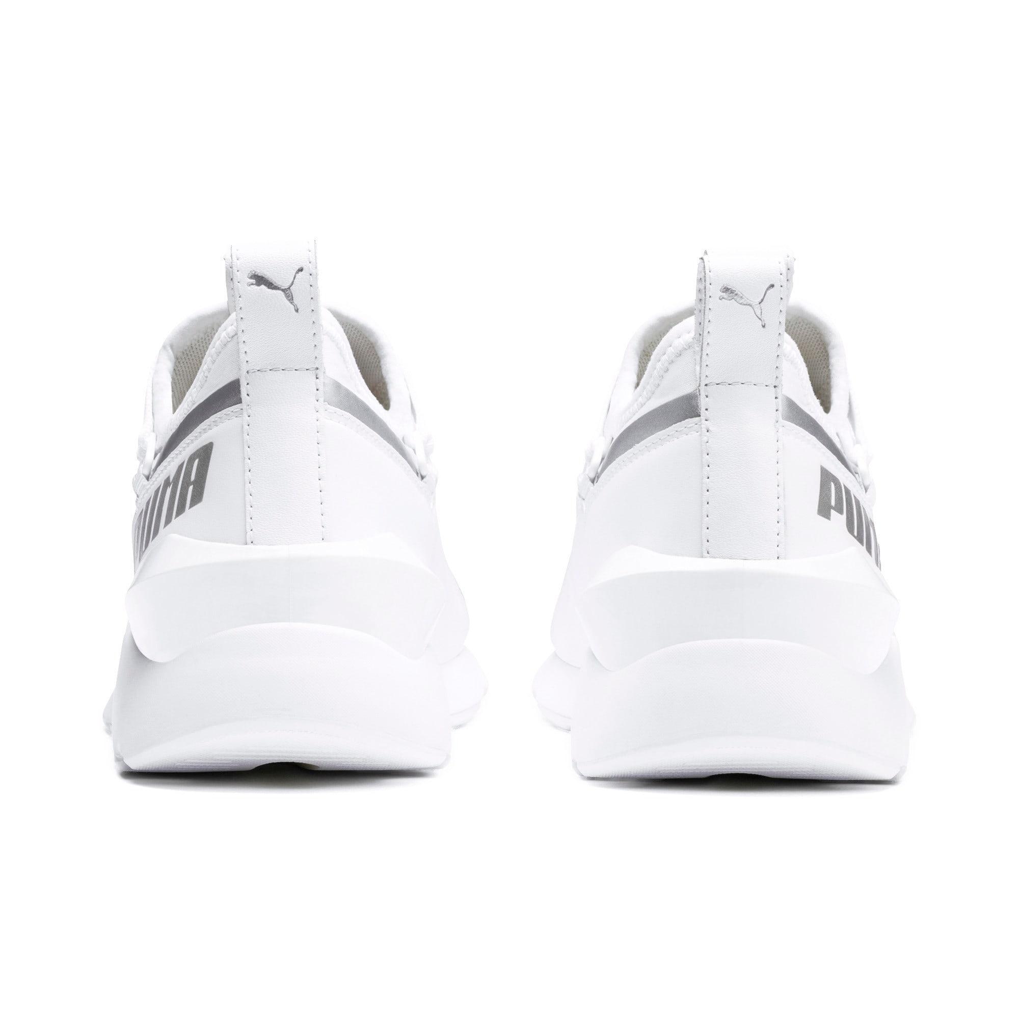 Thumbnail 4 of Muse 2 Trailblazer Women's Sneakers, Puma White-Puma Silver, medium