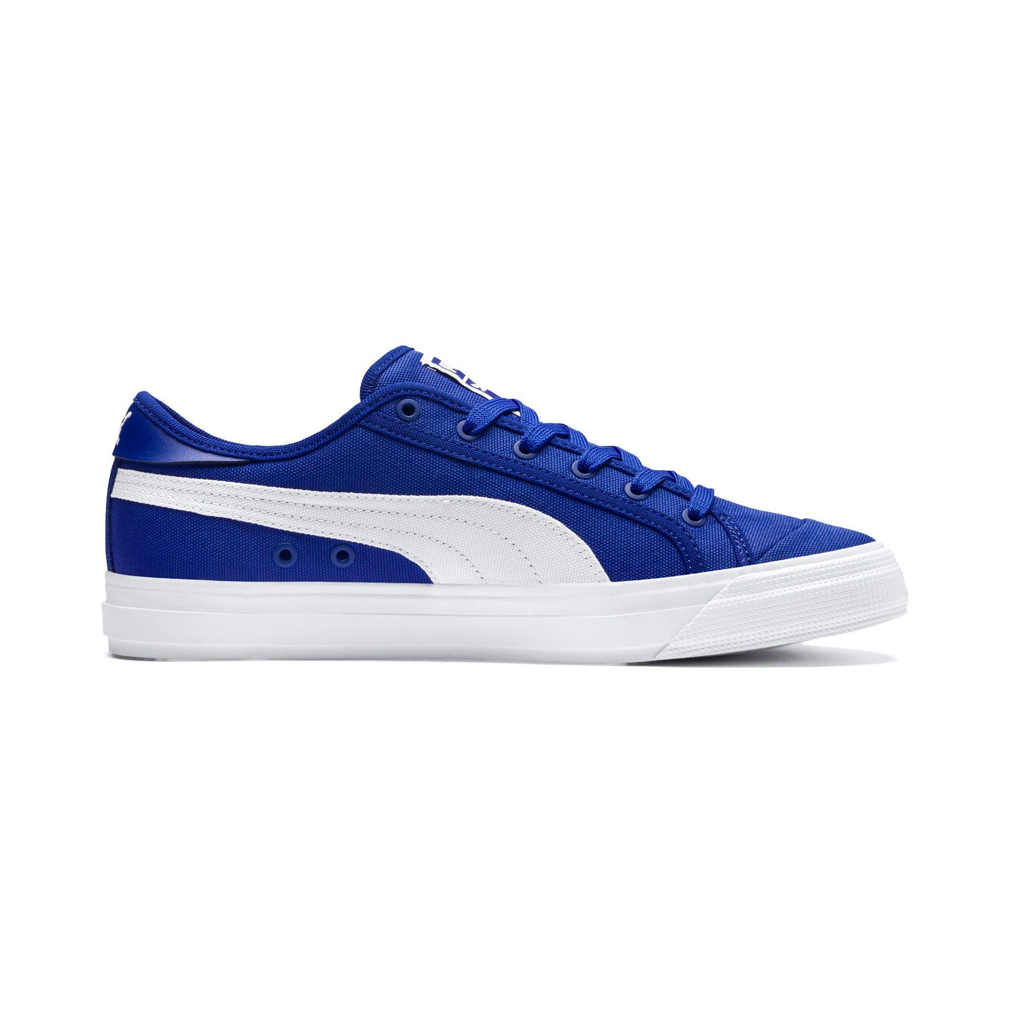 Thumbnail 5 of Capri Tennis Shoes, Surf DWeb-Puma Wht-Puma Wht, medium-IND