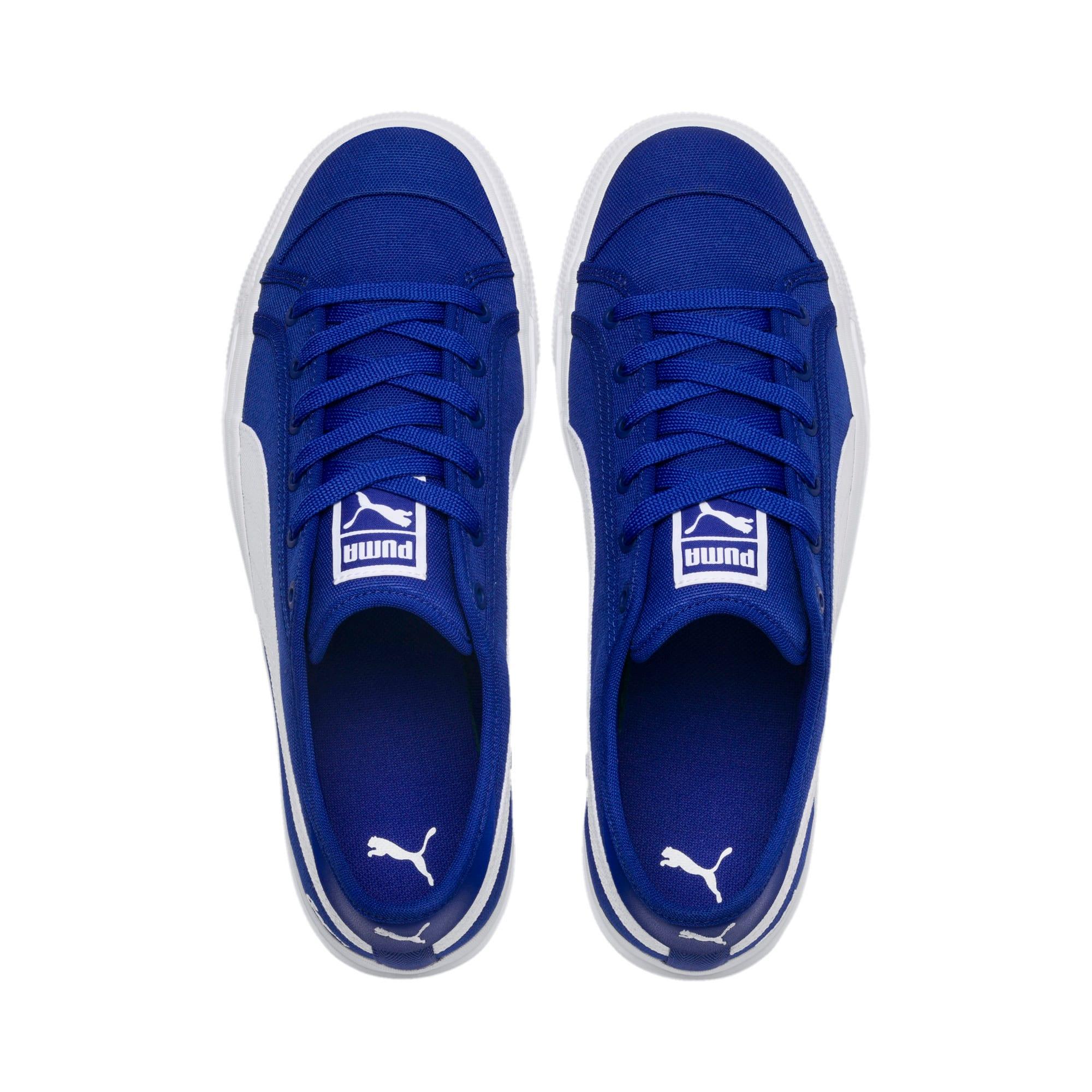 Thumbnail 6 of Capri Tennis Shoes, Surf DWeb-Puma Wht-Puma Wht, medium-IND