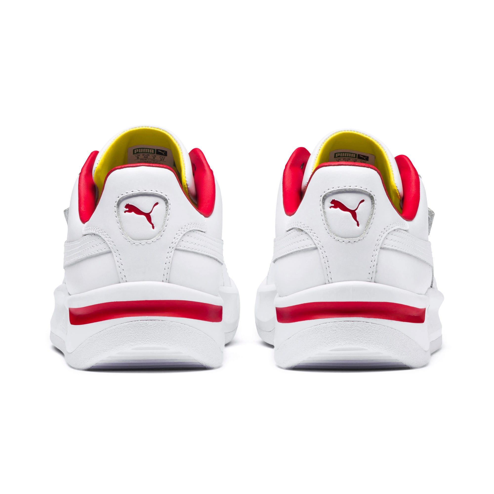 Thumbnail 4 of California Drive Thru Shoes, P Wht-HighRiskRed-Blazg Yelw, medium
