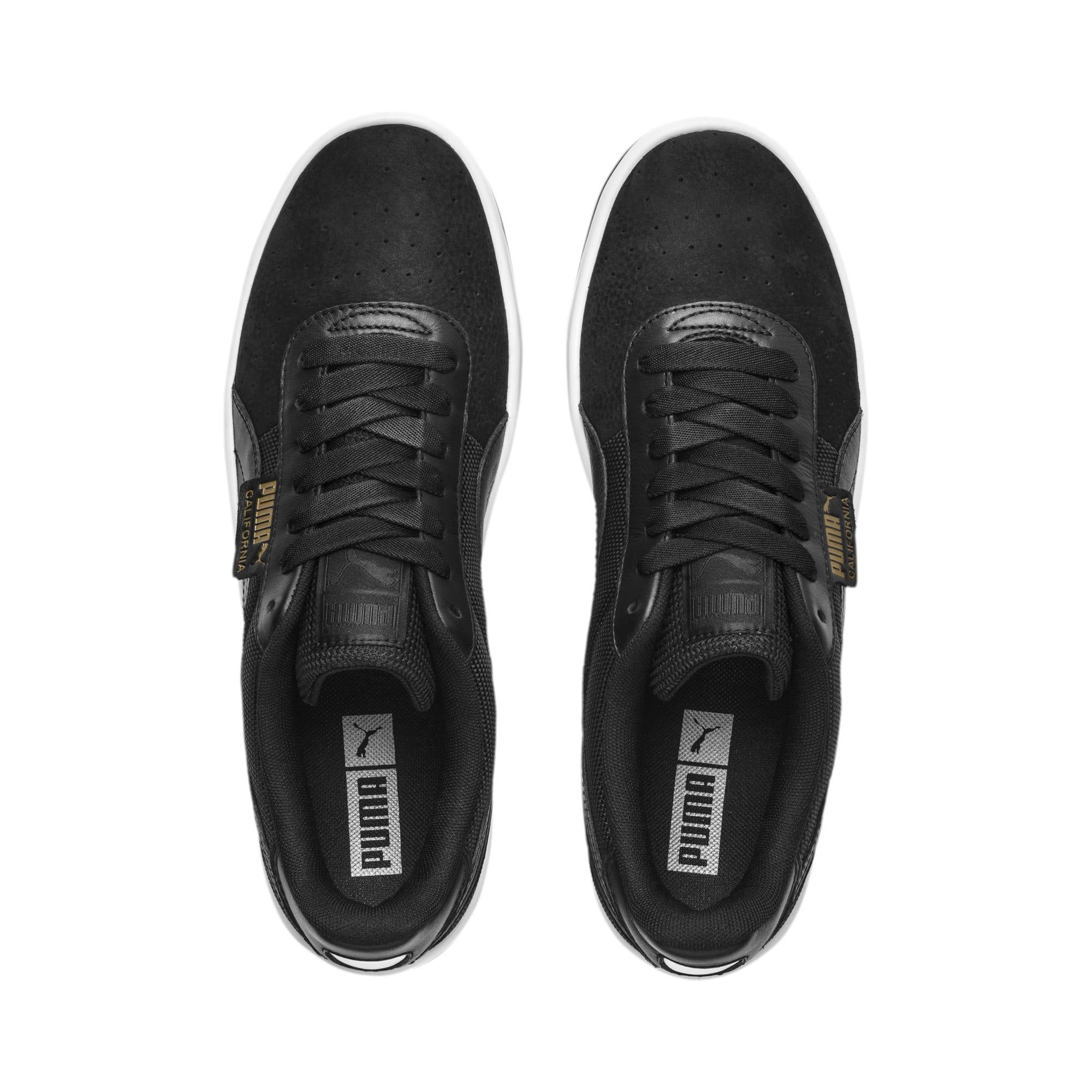 Miniatura 7 de Zapatos deportivos California, P Black-P White-P Black, mediano