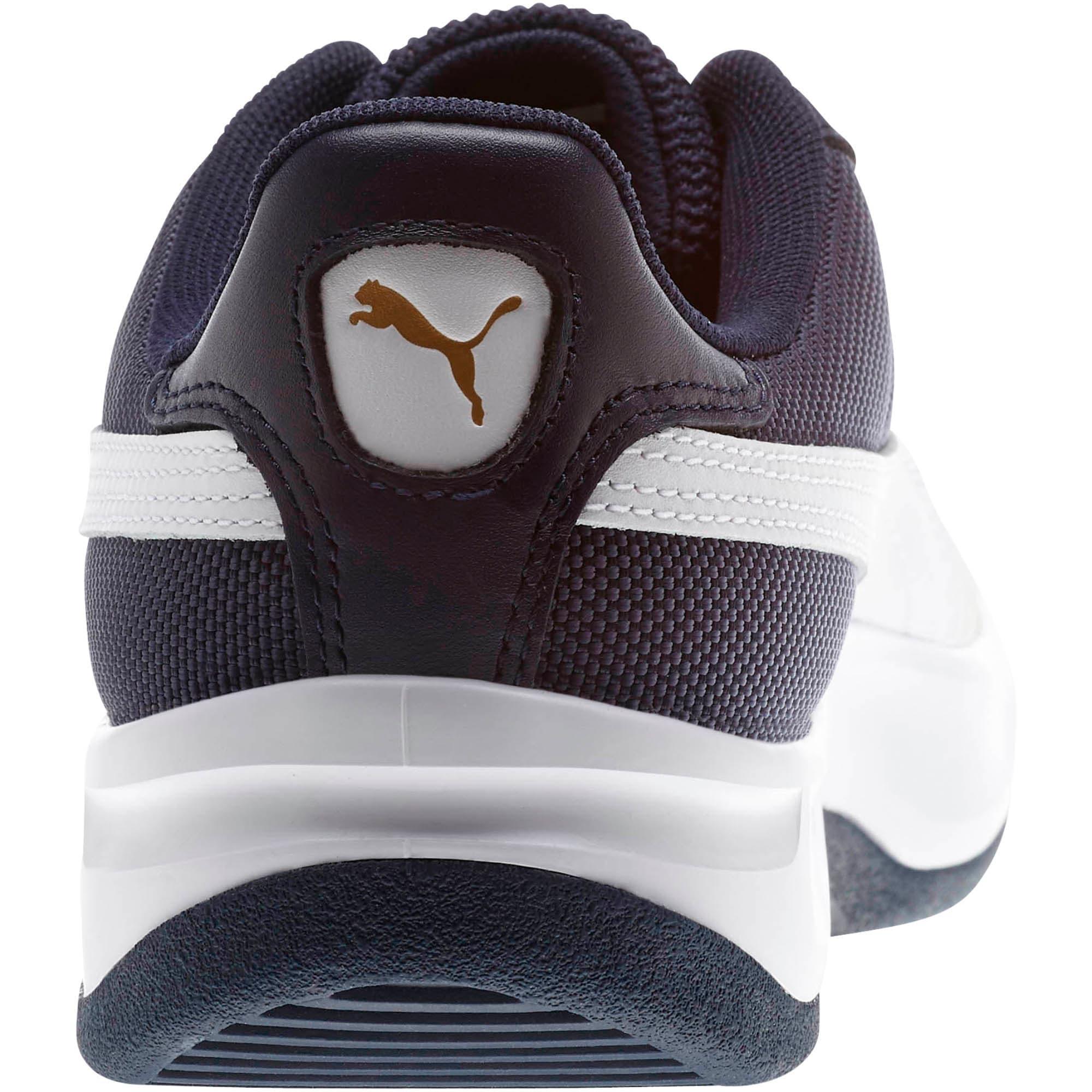 Thumbnail 3 of California Sneakers, Glacier Gray-Peacoat-PumaWht, medium