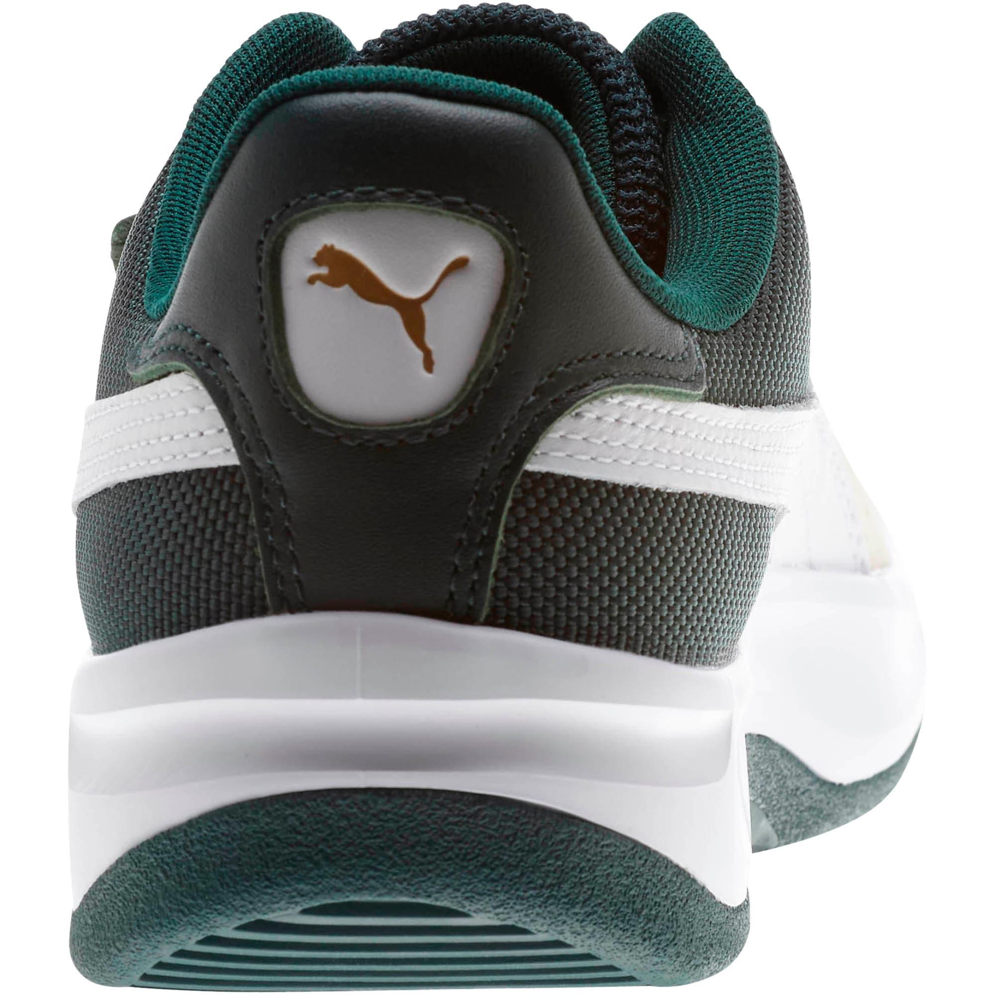 Thumbnail 3 of California Sneakers, WhsprWht-PonderosaPin-PumWht, medium