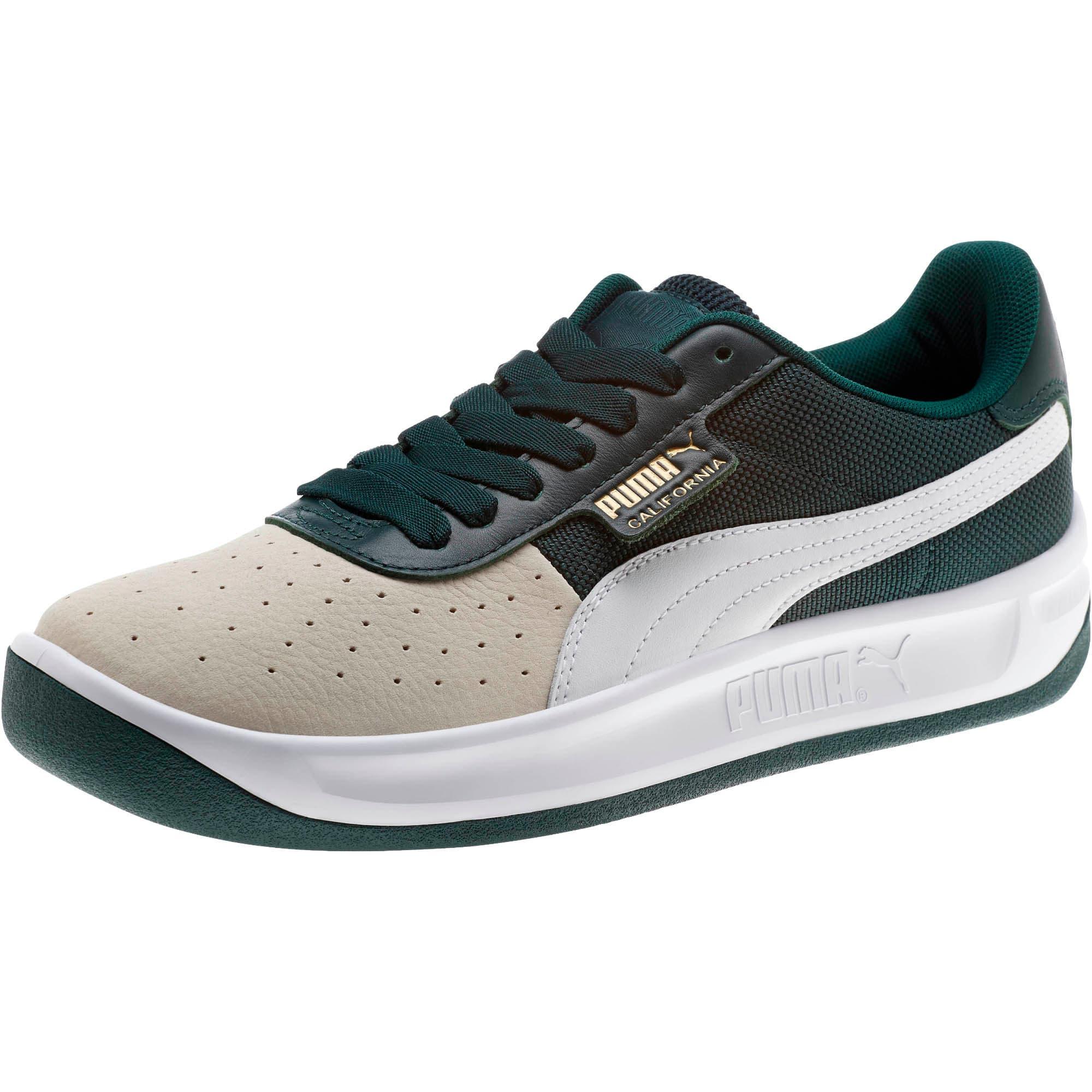 Thumbnail 1 of California Sneakers, WhsprWht-PonderosaPin-PumWht, medium