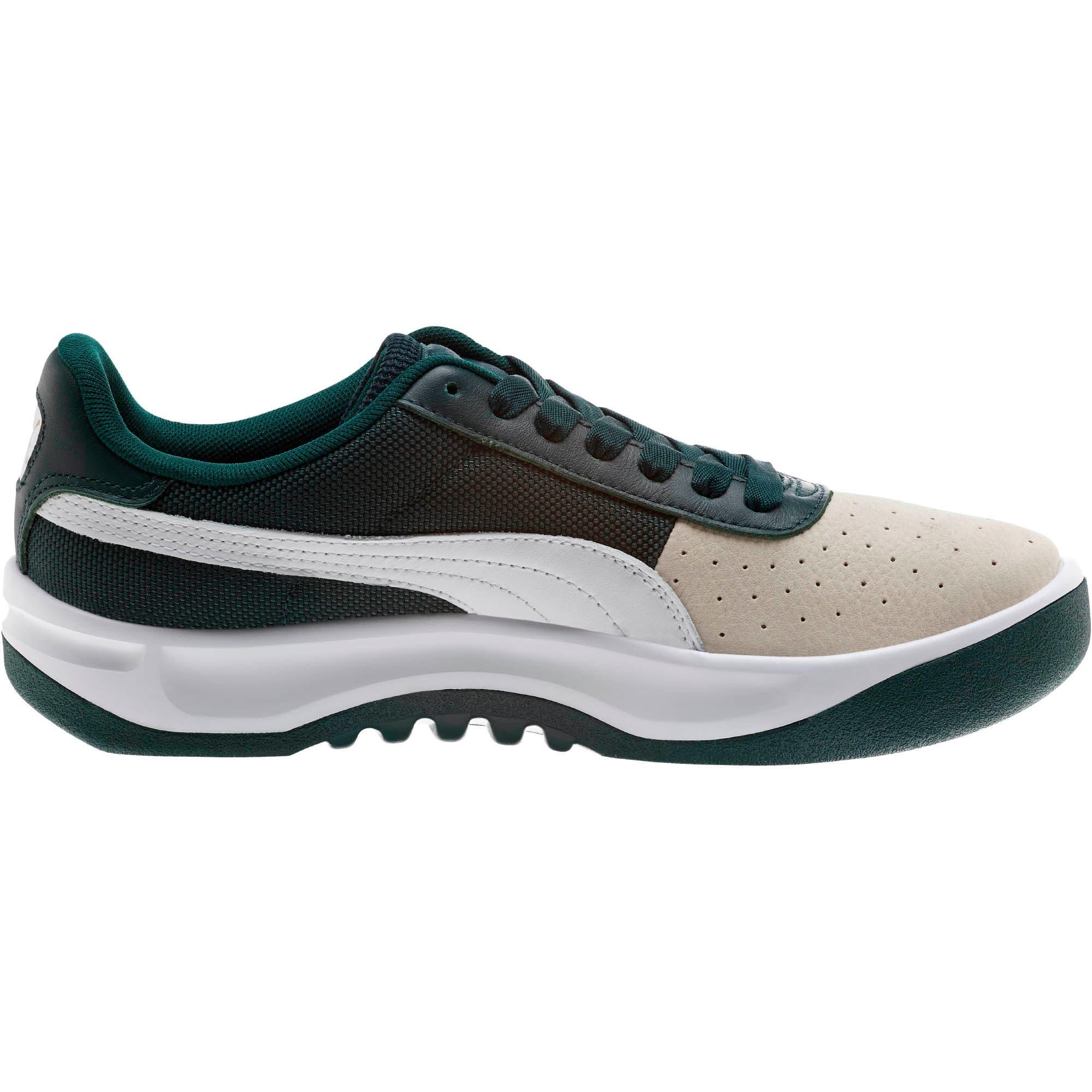 Thumbnail 4 of California Sneakers, WhsprWht-PonderosaPin-PumWht, medium
