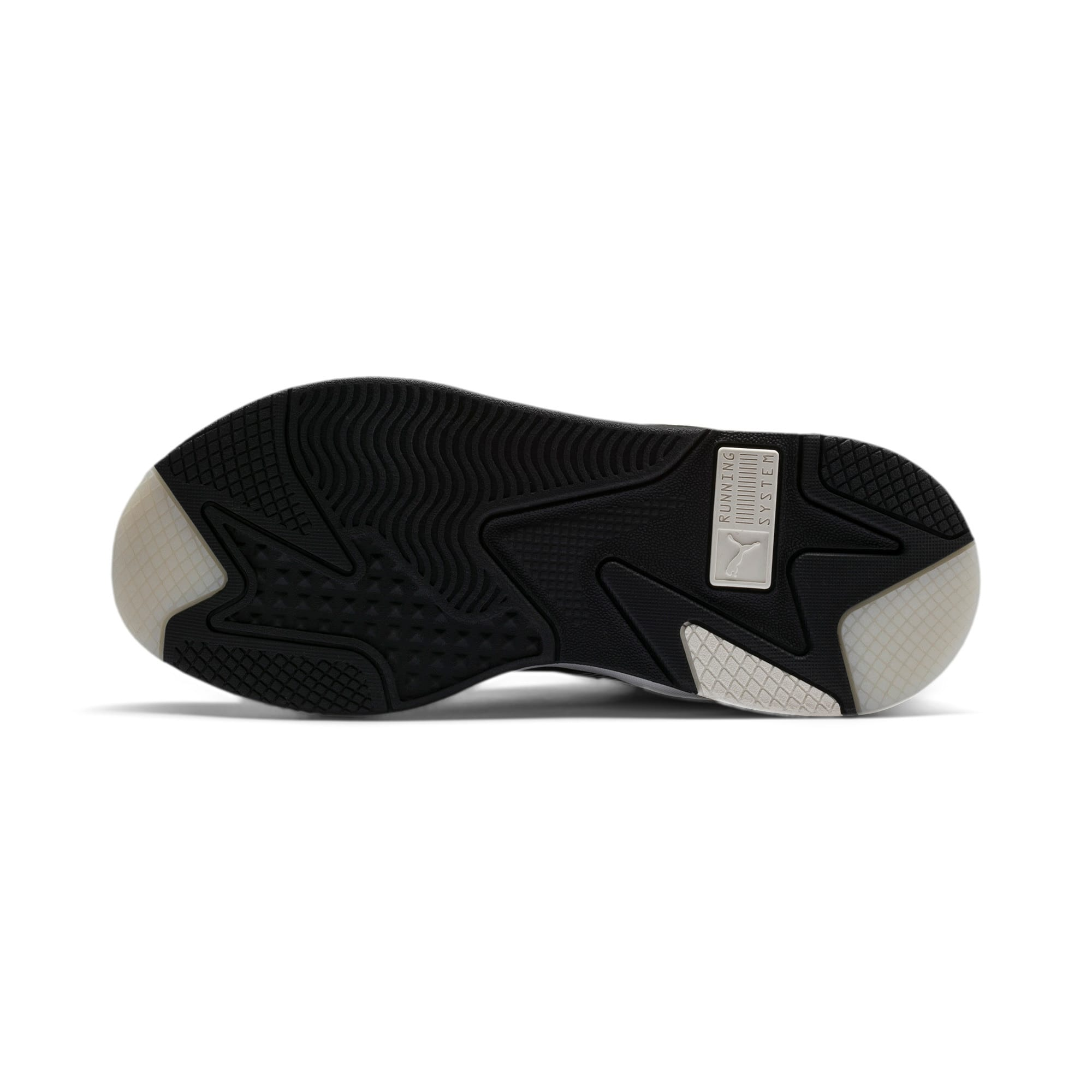 Thumbnail 5 of RS-X TECH スニーカー, Puma Black-Vaporous Gray, medium-JPN