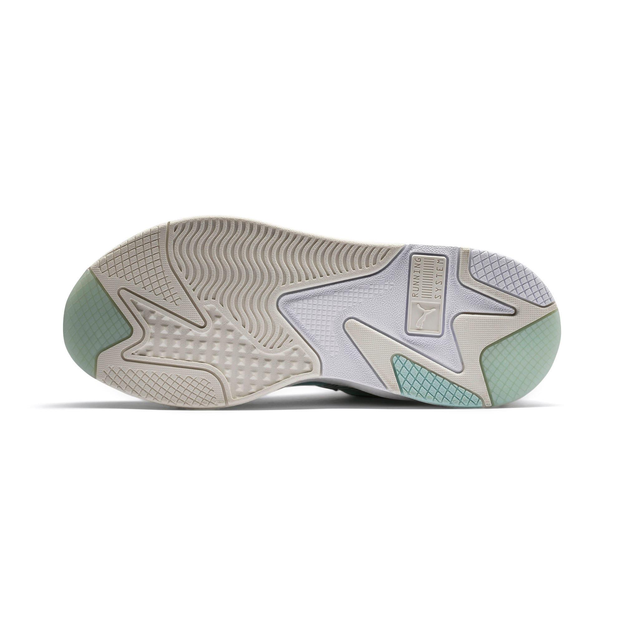 Thumbnail 4 of RS-X Tech Sneaker, Vaporous Gray-Fair Aqua, medium