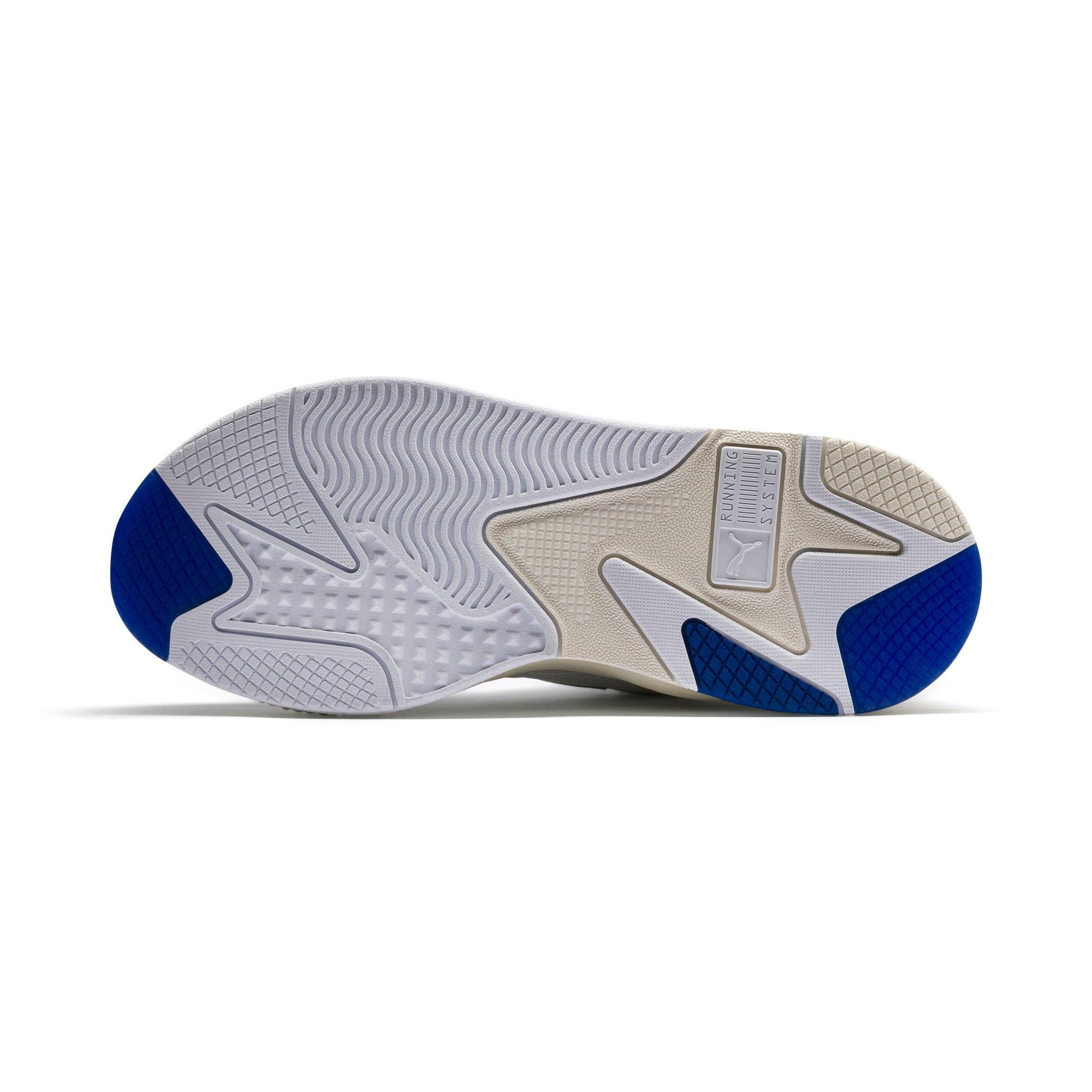 Thumbnail 5 of RS-X Tech Sneaker, Puma White-Whisper White, medium