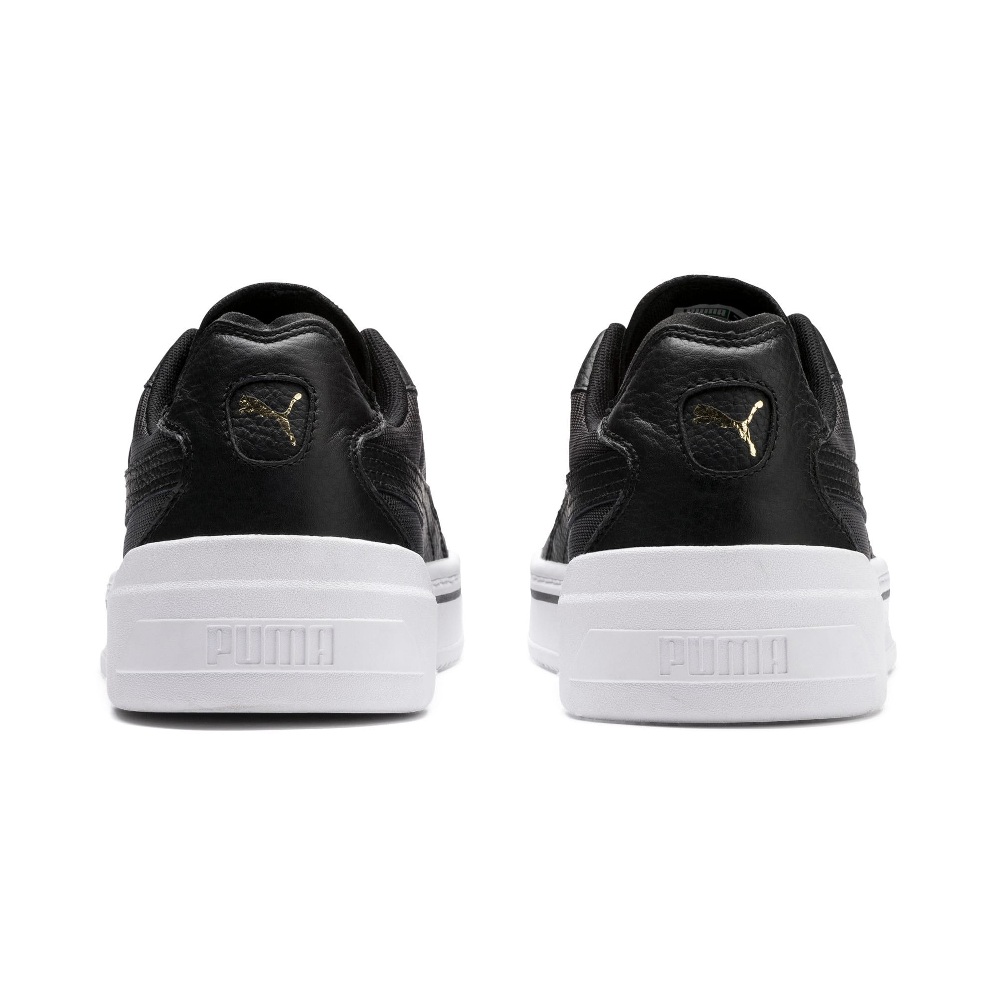 Thumbnail 4 of Cali-0 Sneakers, Puma Black-Puma Blk-Puma Wht, medium