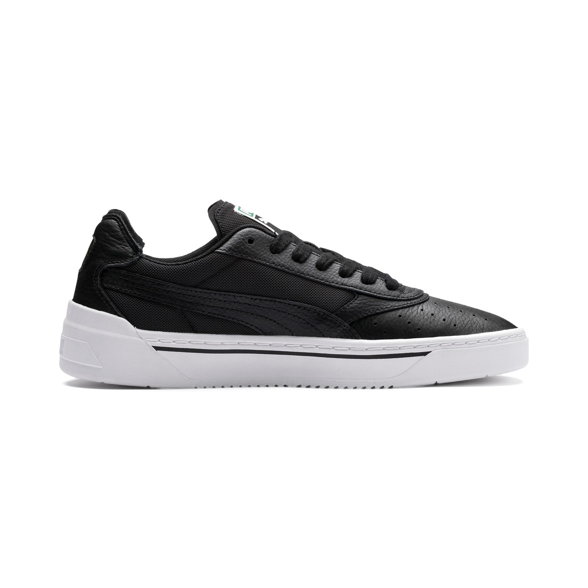 Thumbnail 6 of Cali-0 Sneakers, Puma Black-Puma Blk-Puma Wht, medium