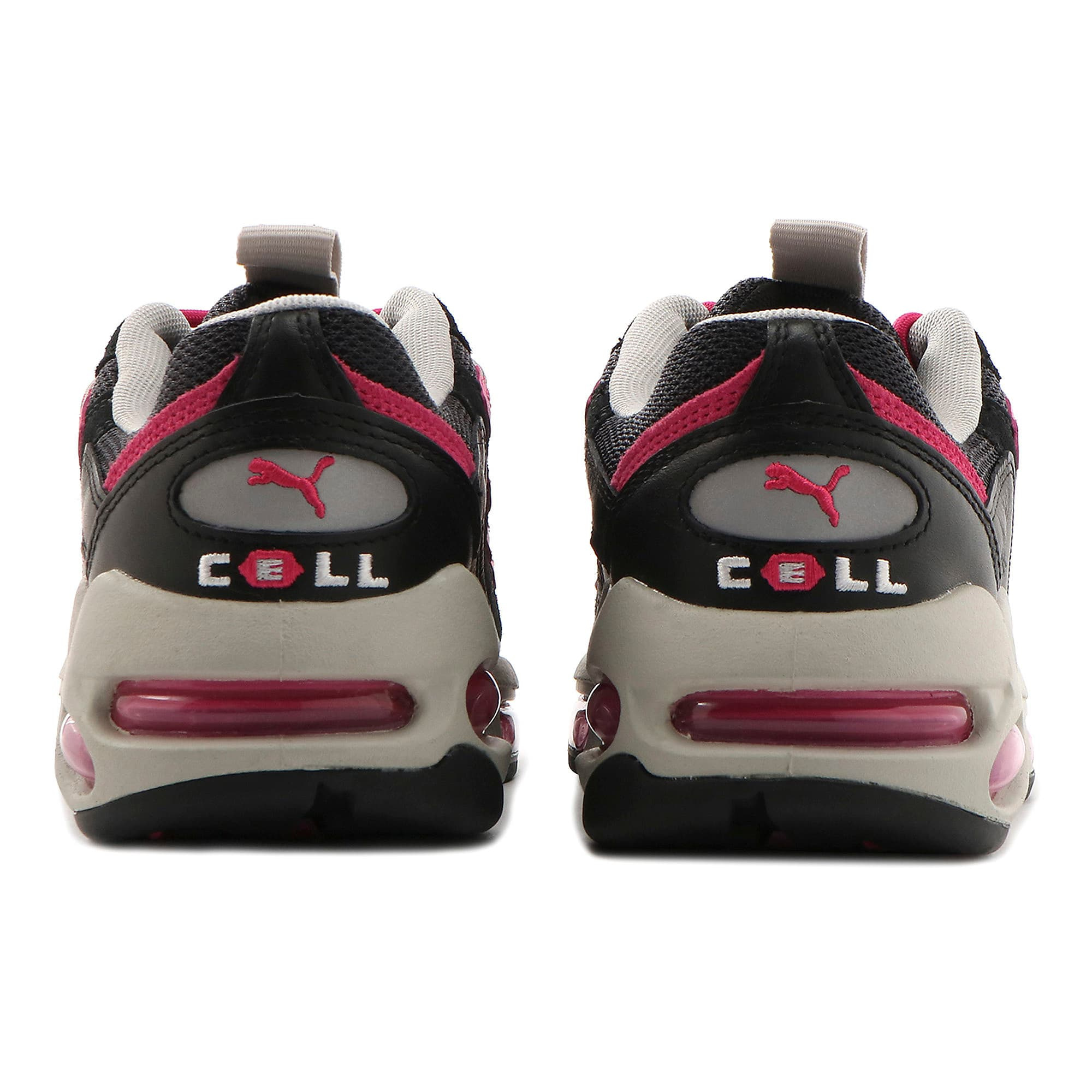 Thumbnail 3 of CELL ENDURA スニーカー, Puma Black-Fuchsia Purple, medium-JPN