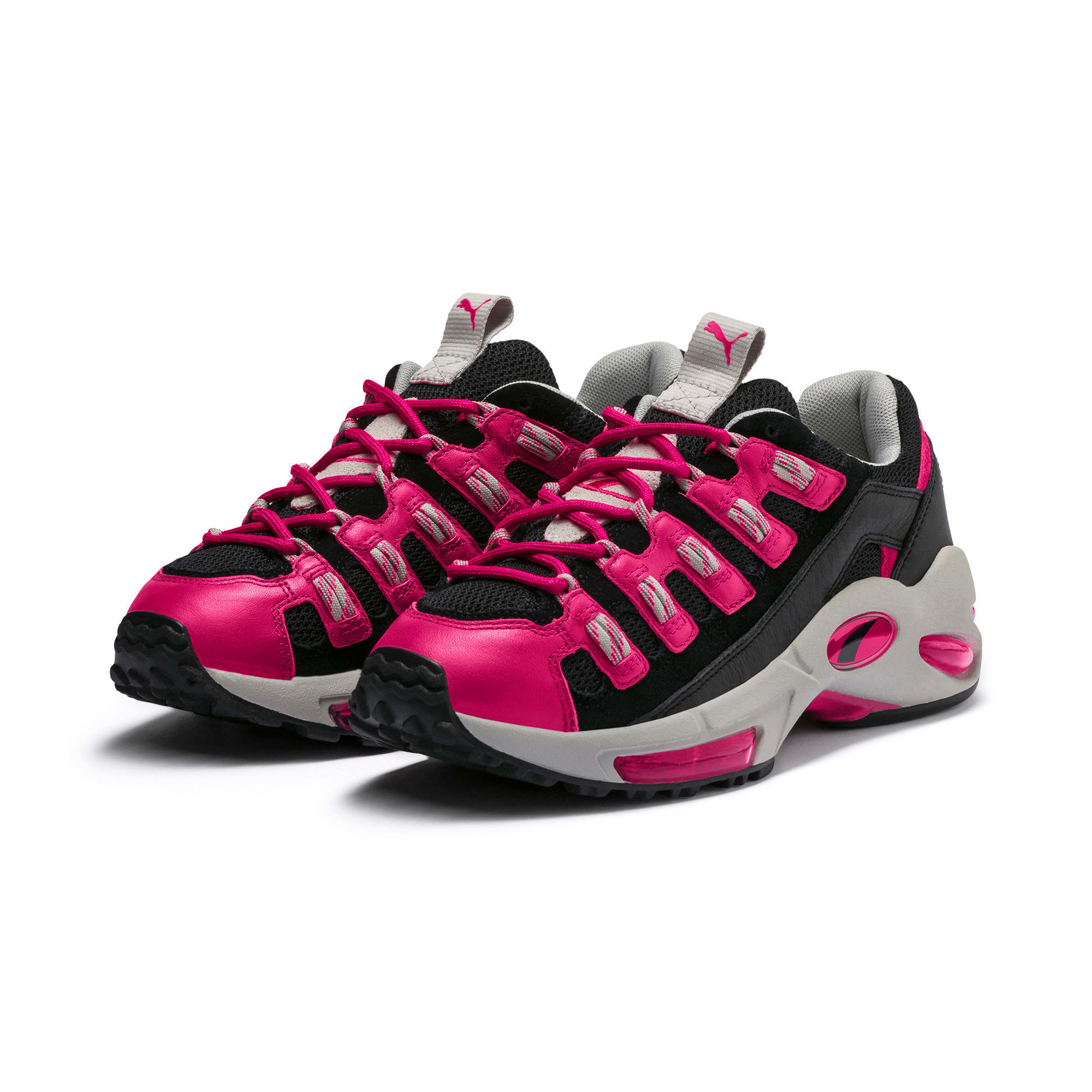 Thumbnail 2 of CELL ENDURA スニーカー, Puma Black-Fuchsia Purple, medium-JPN
